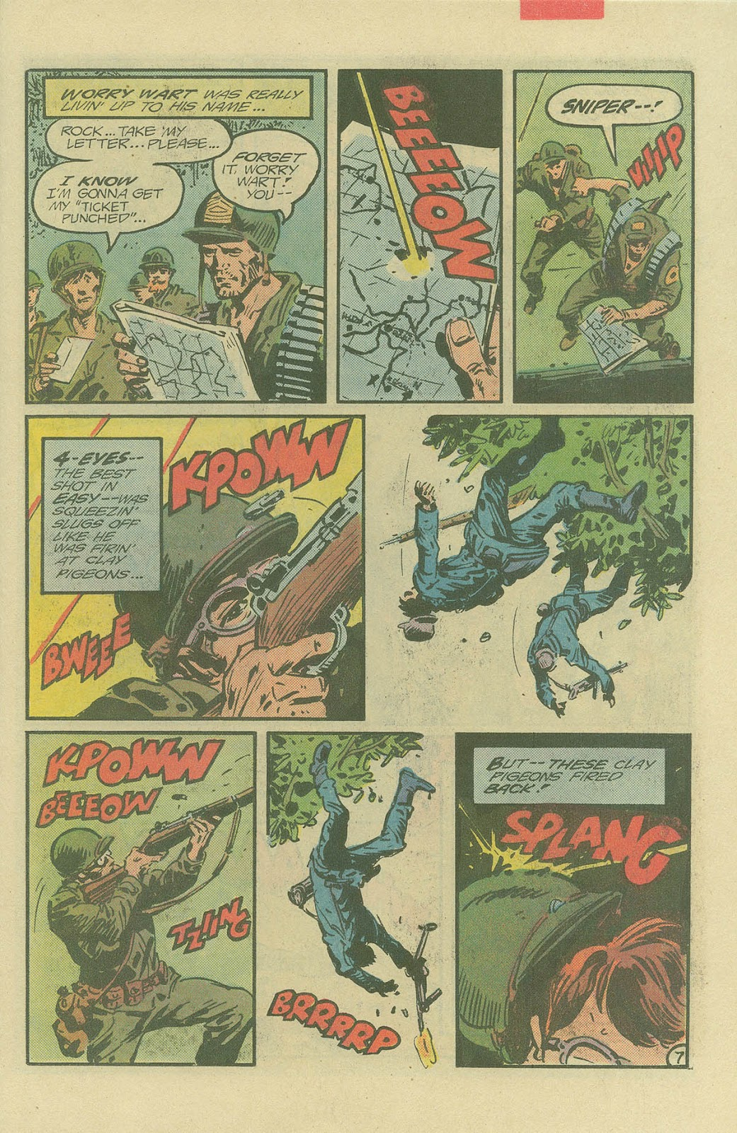 Sgt. Rock issue 389 - Page 7