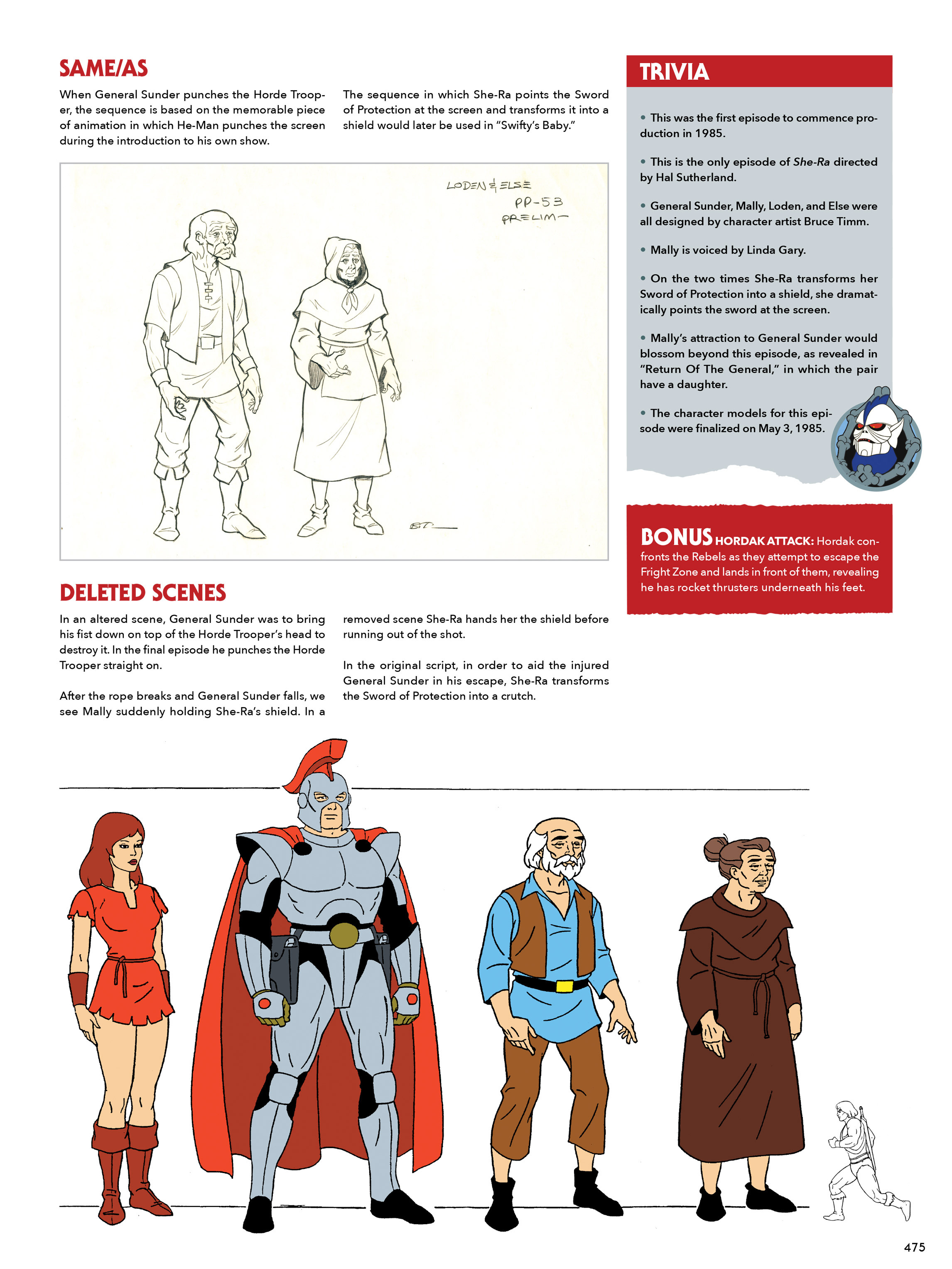 Read online He-Man and She-Ra: A Complete Guide to the Classic Animated Adventures comic -  Issue # TPB (Part 3) - 75