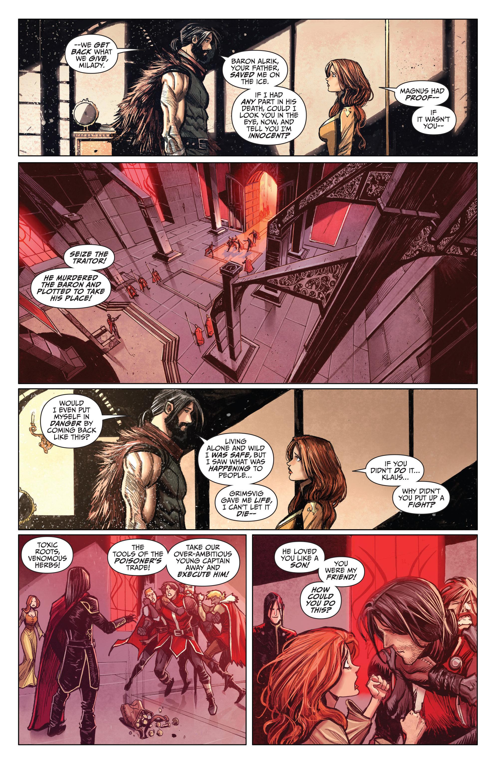 Read online Klaus comic -  Issue #4 - 14