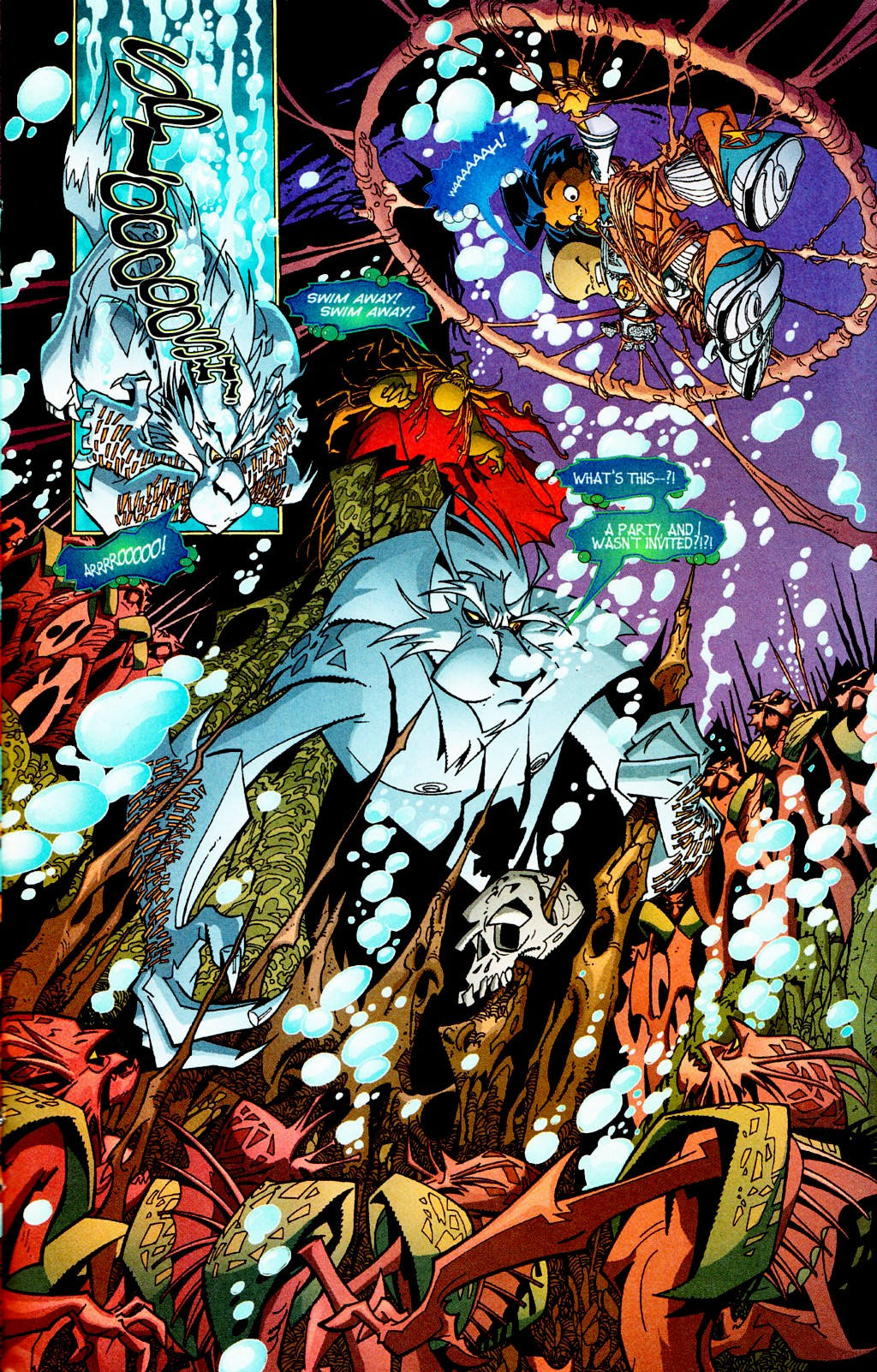 Read online Monster World (Existed) comic -  Issue #3 - 12