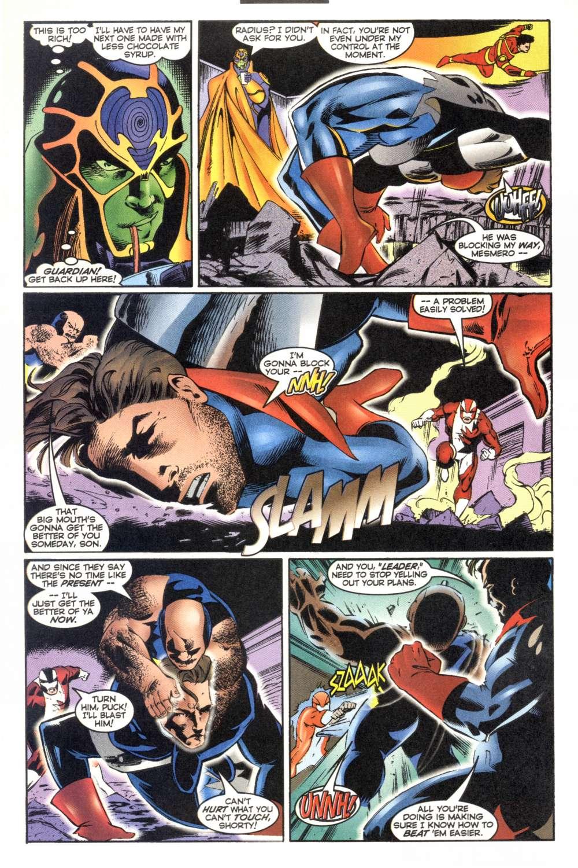Read online Alpha Flight (1997) comic -  Issue #5 - 17