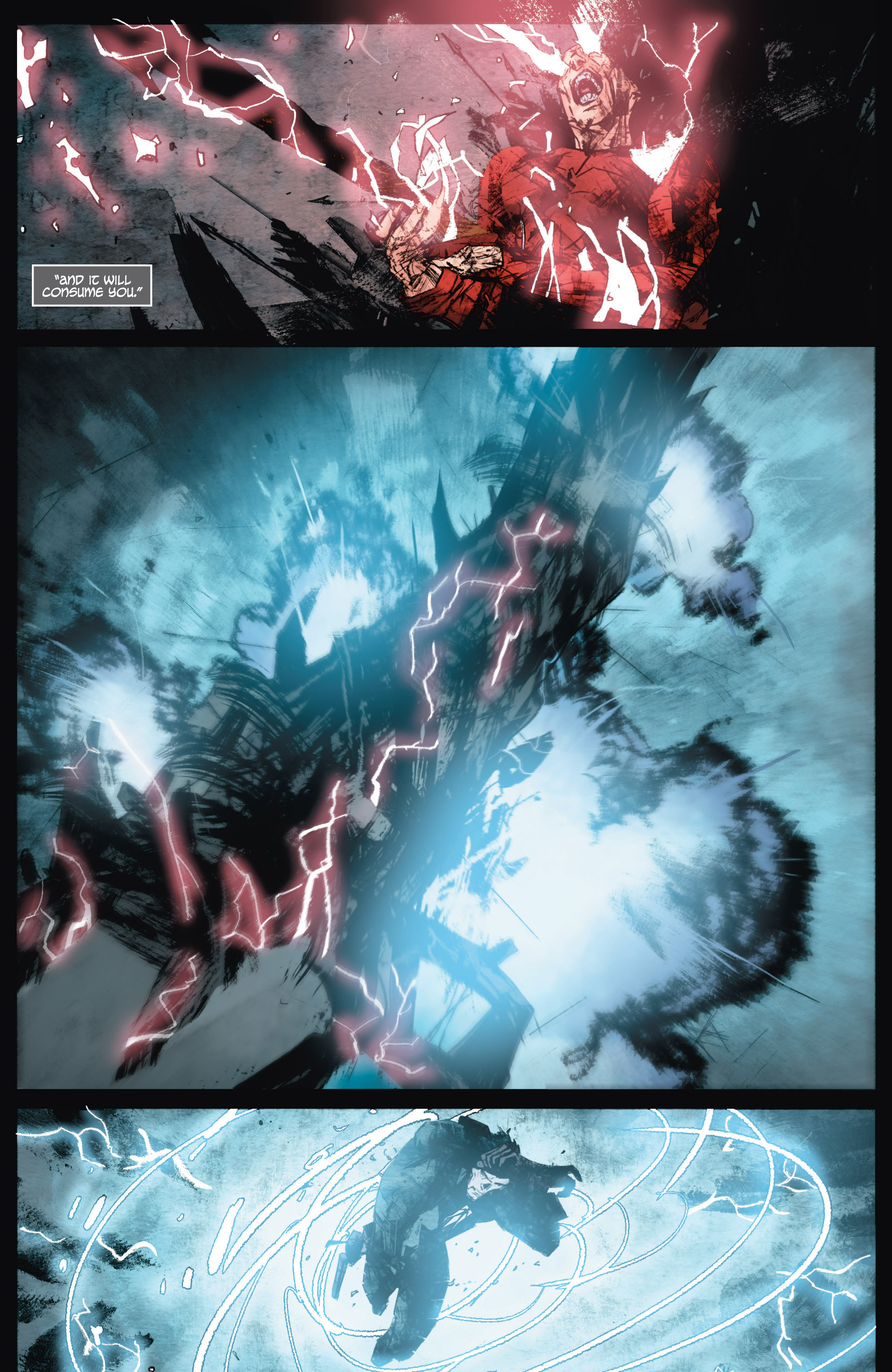 Read online Shadowman (2012) comic -  Issue #9 - 22