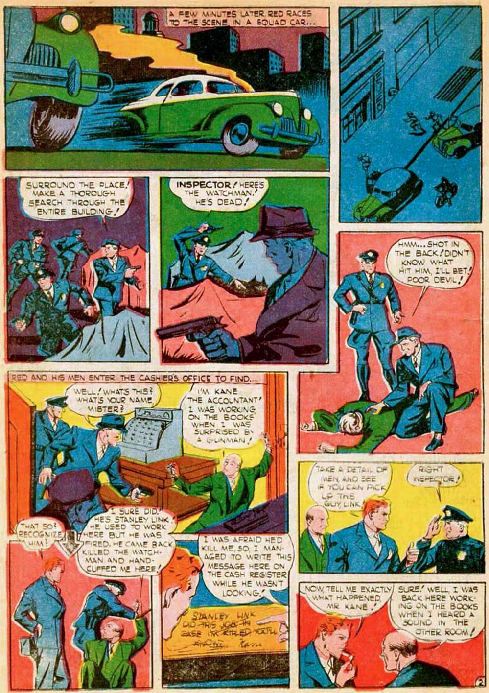 Zip Comics issue 19 - Page 32