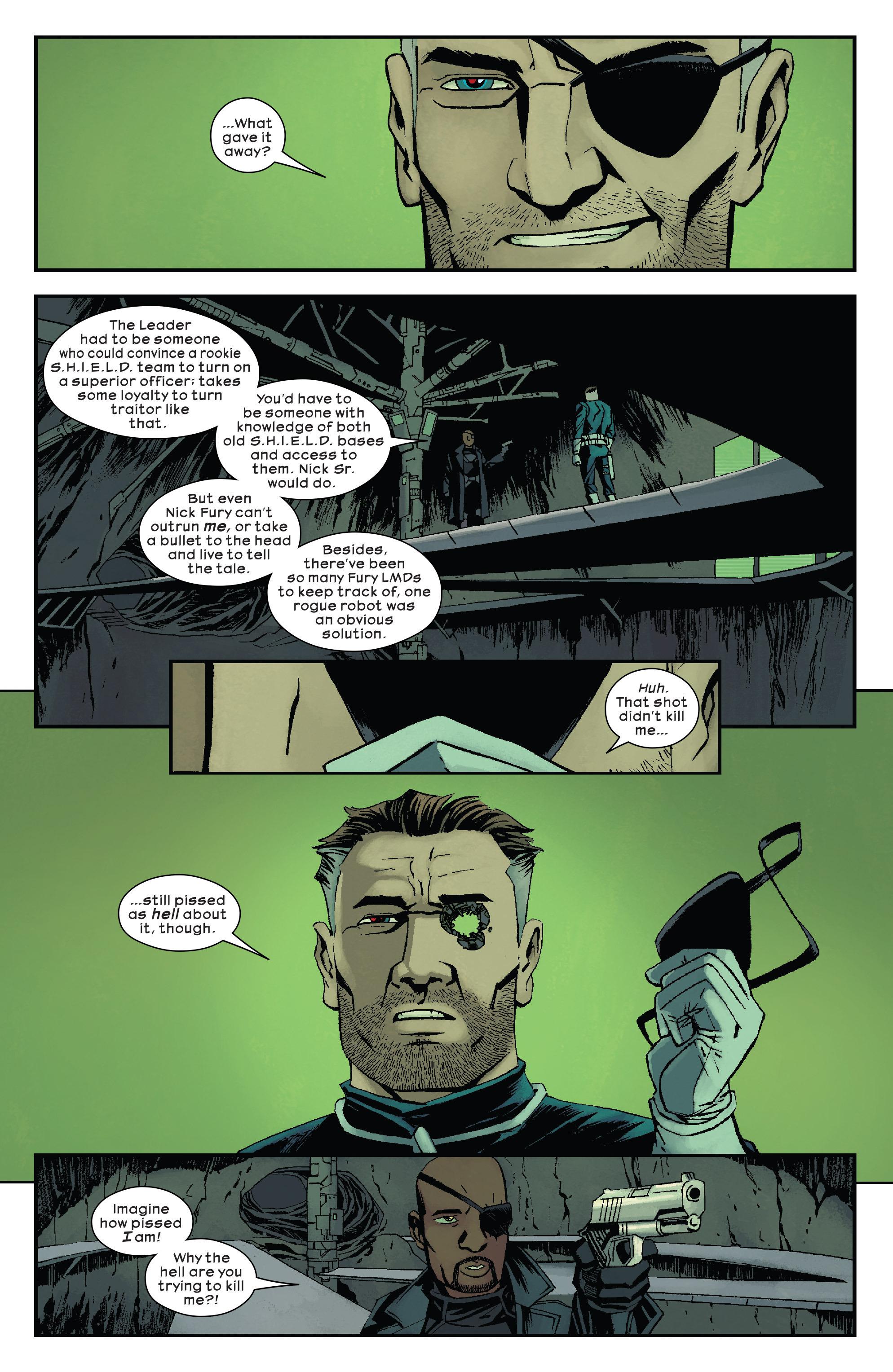 Read online Civil War II: Choosing Sides comic -  Issue #5 - 19