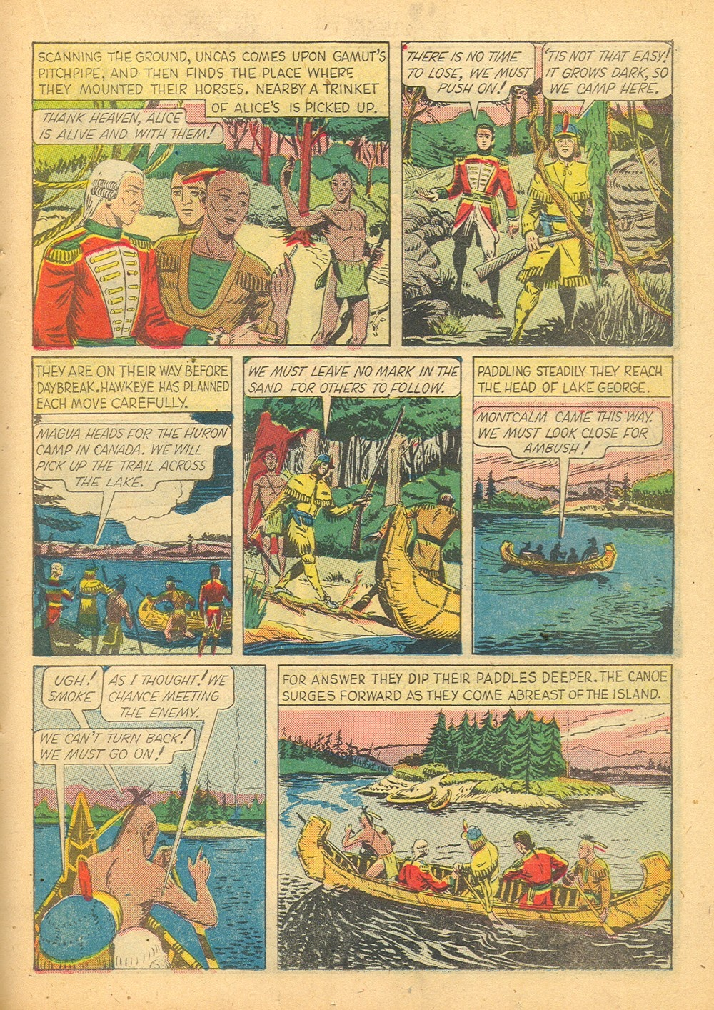 Classics Illustrated issue 4 - Page 35