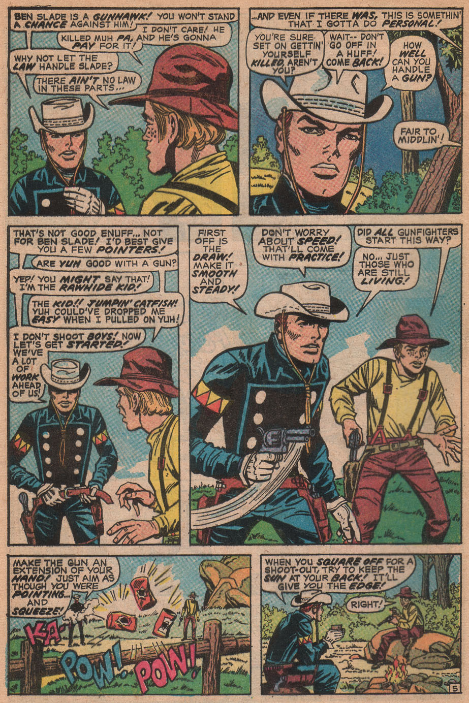 The Rawhide Kid (1955) issue 88 - Page 8