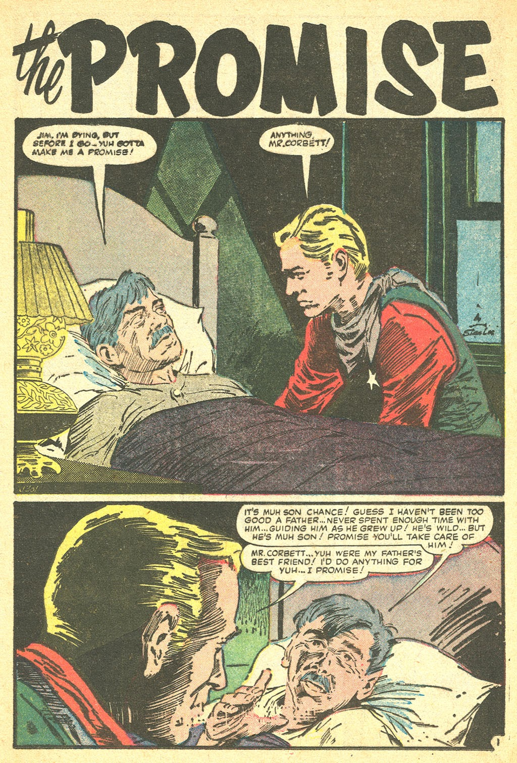 Kid Colt Outlaw issue 60 - Page 21