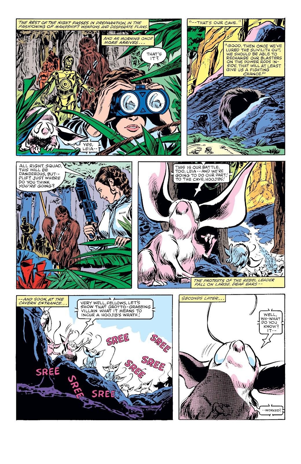 Read online Star Wars Legends: The Original Marvel Years - Epic Collection comic -  Issue # TPB 3 (Part 4) - 69