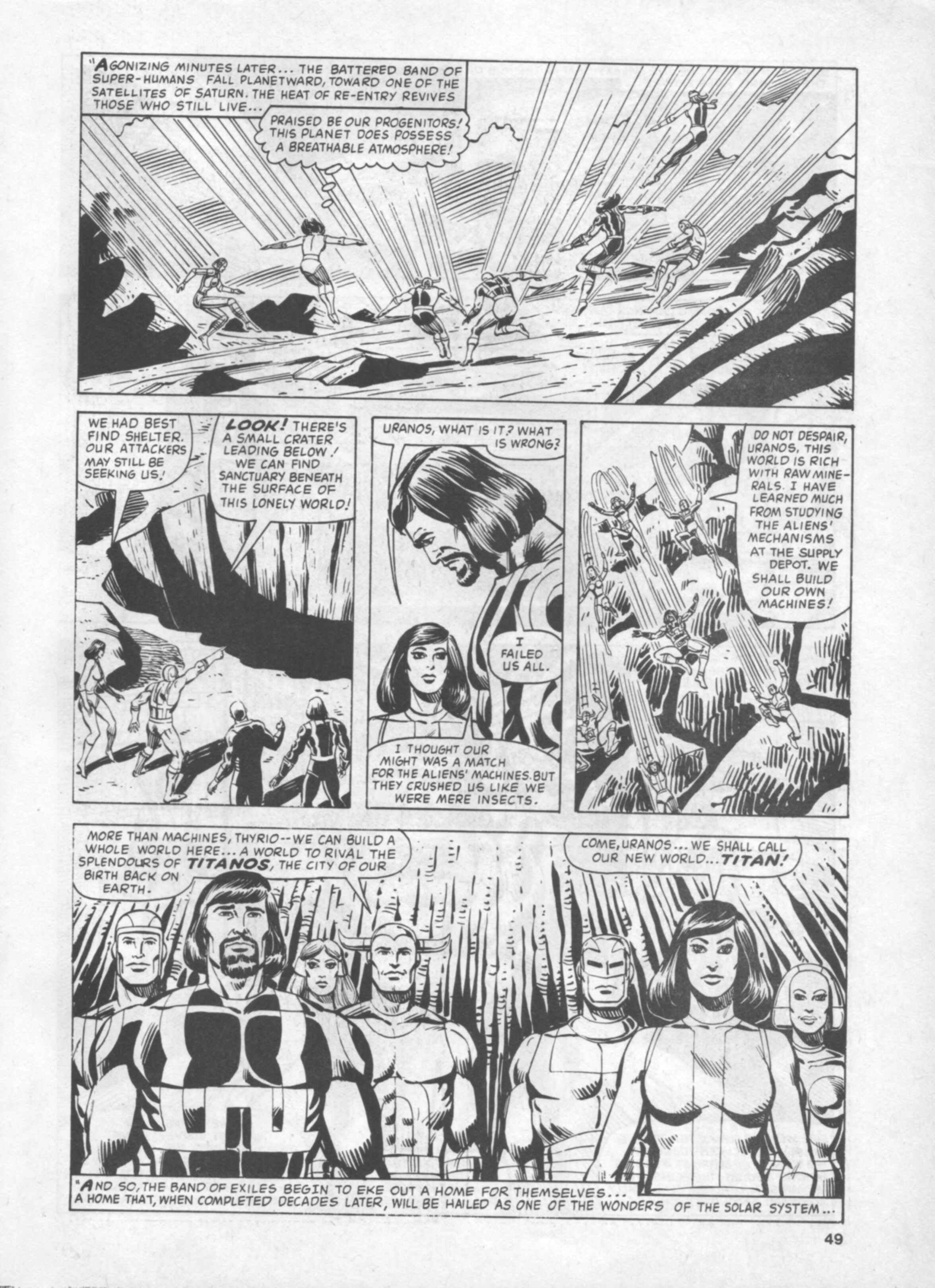 Read online Future Tense comic -  Issue #40 - 49