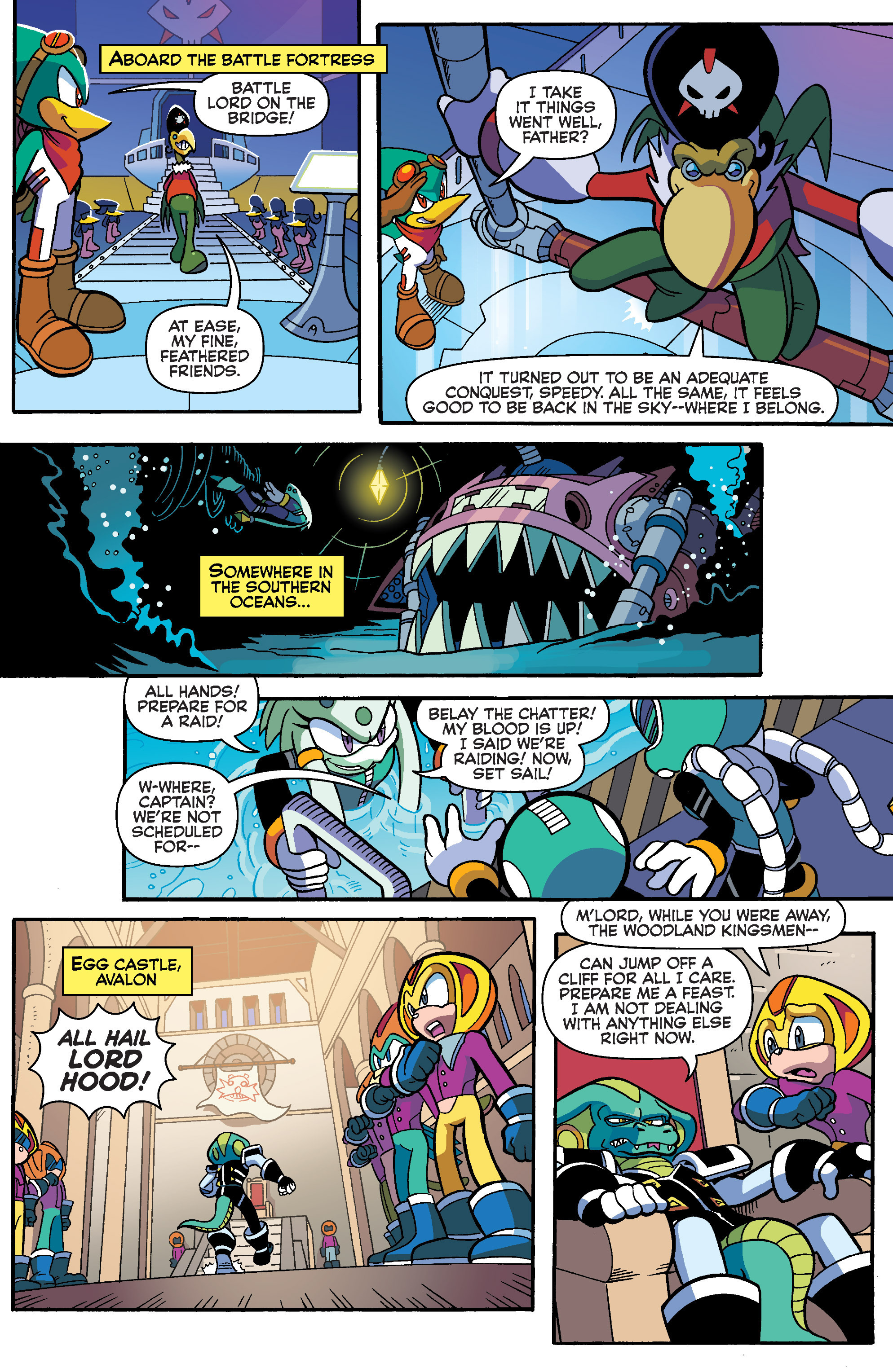 Read online Sonic Universe comic -  Issue #86 - 15