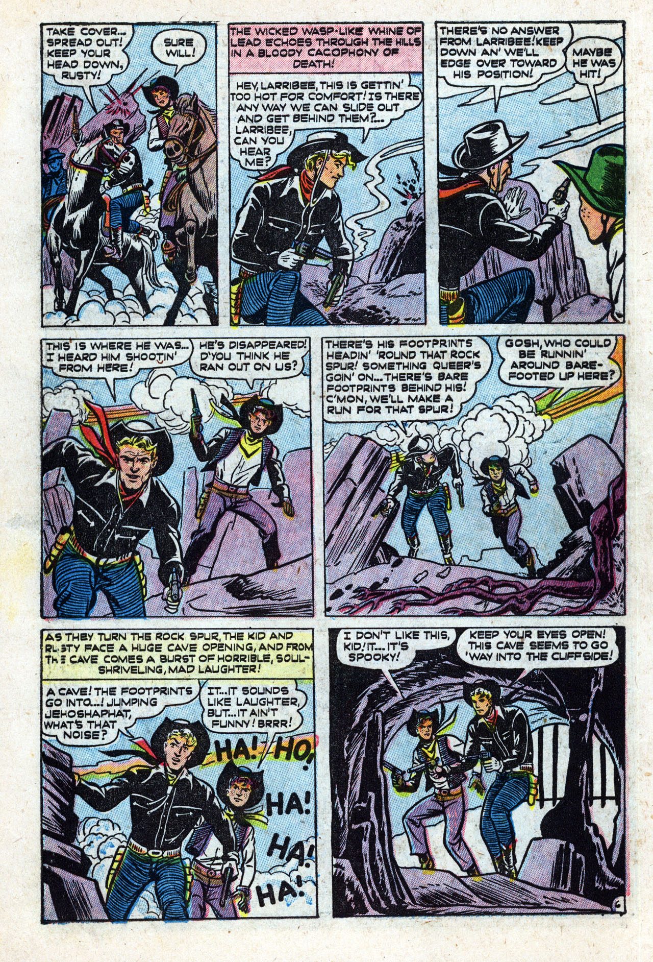 Read online Two-Gun Kid comic -  Issue #10 - 8