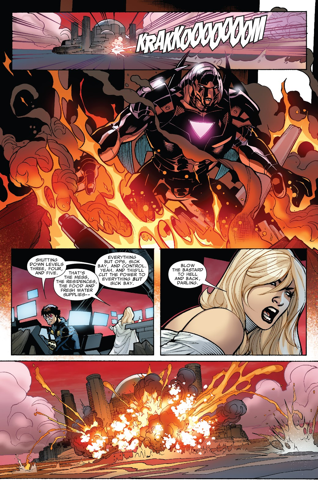 Read online X-Men: Second Coming comic -  Issue # _TPB (Part 3) - 38