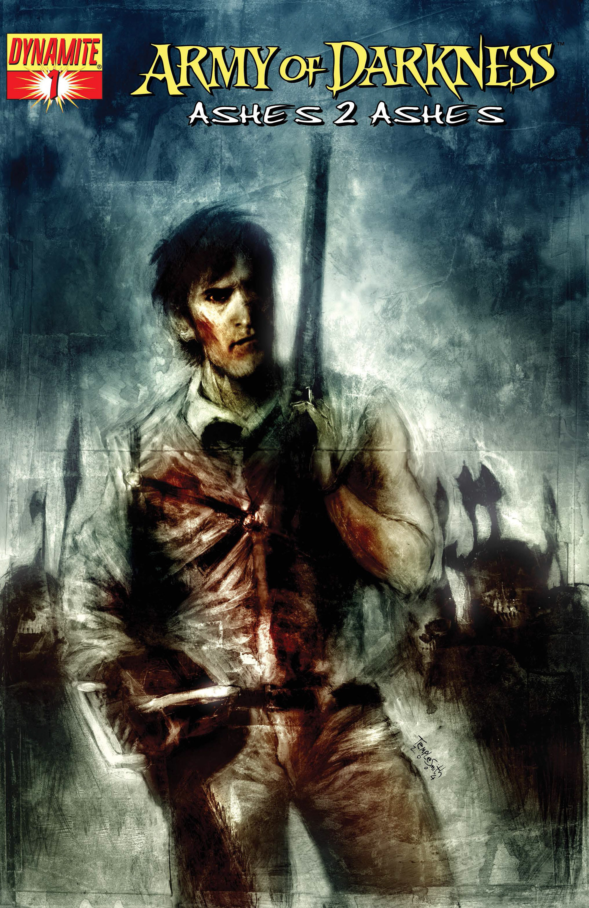 Read online Army of Darkness: Ashes 2 Ashes comic -  Issue #1 - 4