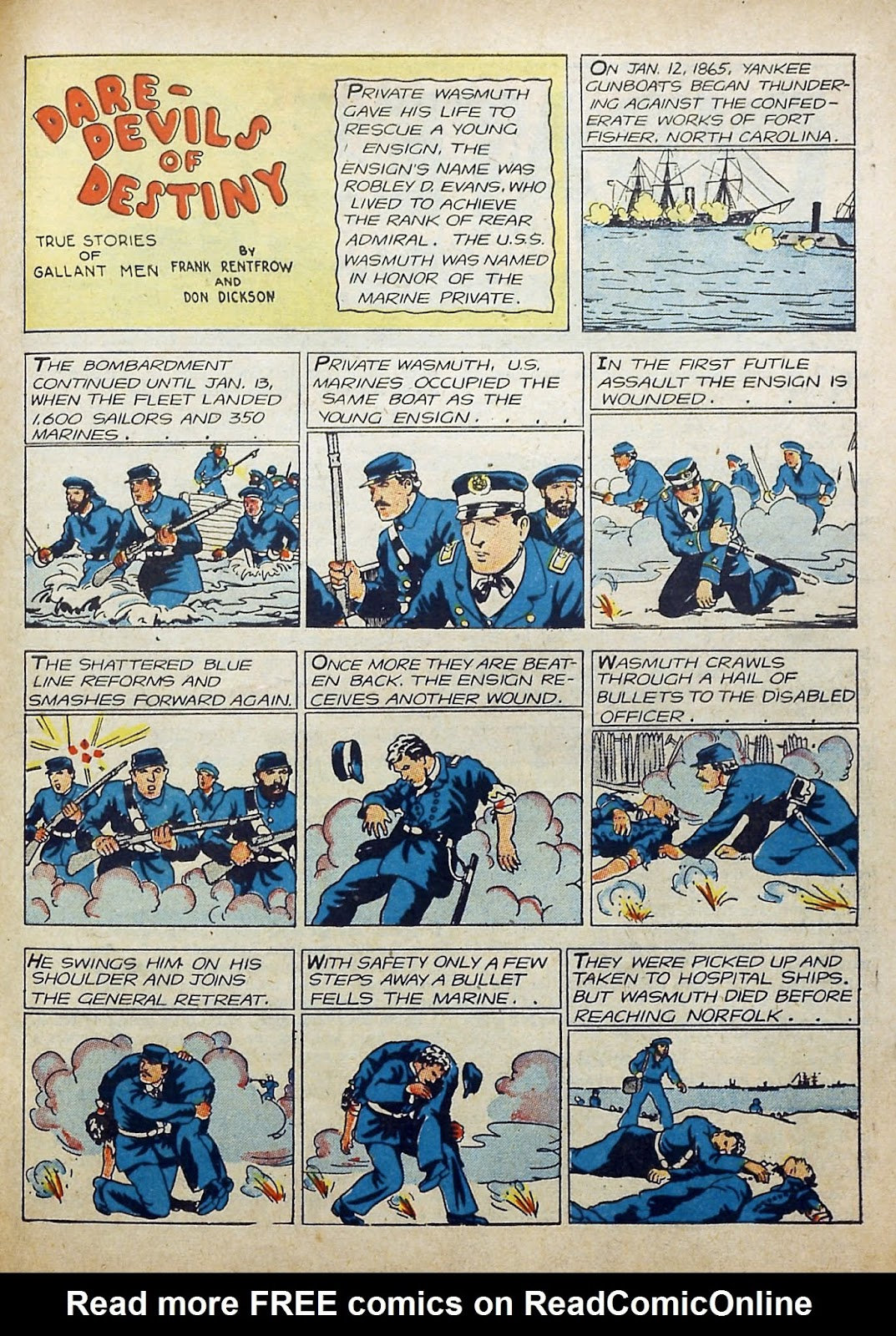 Reglar Fellers Heroic Comics issue 13 - Page 53