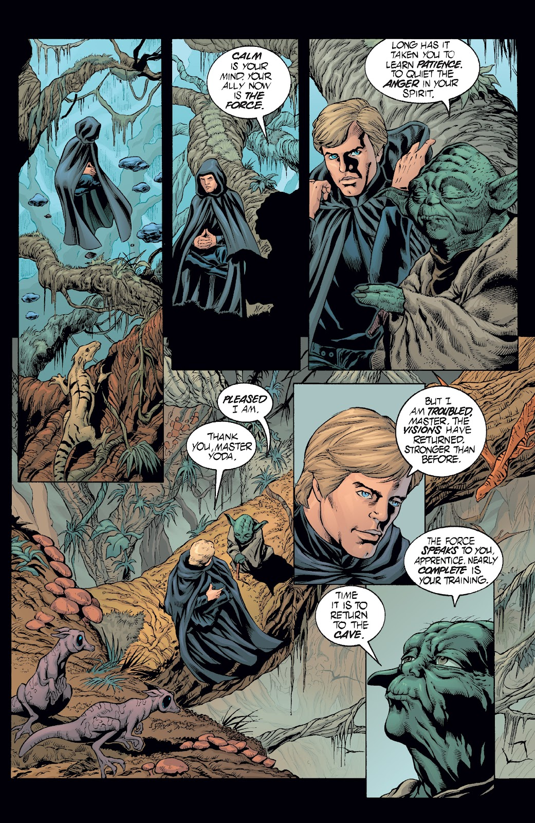 Read online Star Wars Legends: Infinities - Epic Collection comic -  Issue # TPB (Part 1) - 63