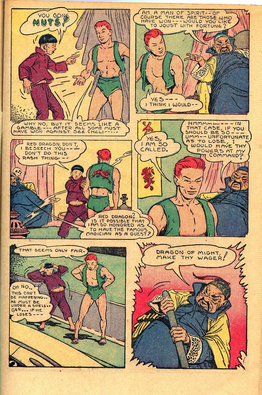 Read online Super-Magician Comics comic -  Issue #55 - 9