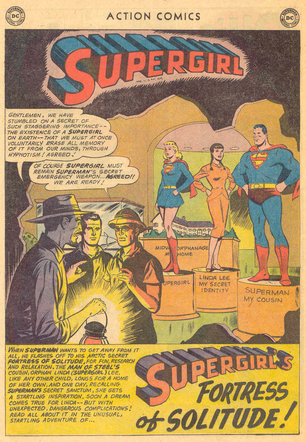 Read online Action Comics (1938) comic -  Issue #271 - 20