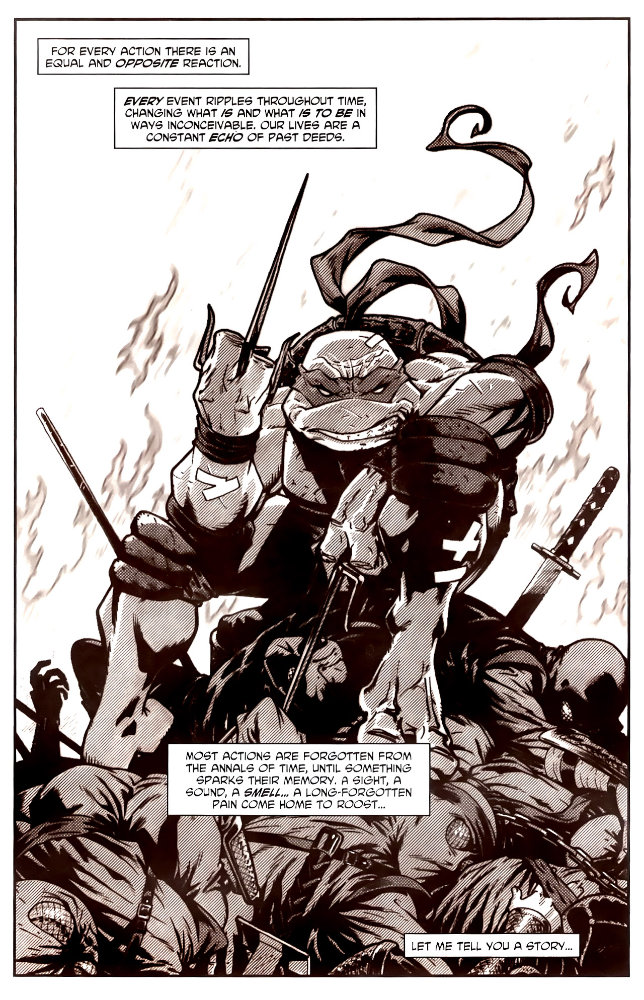 Read online Tales of the TMNT comic -  Issue #70 - 4