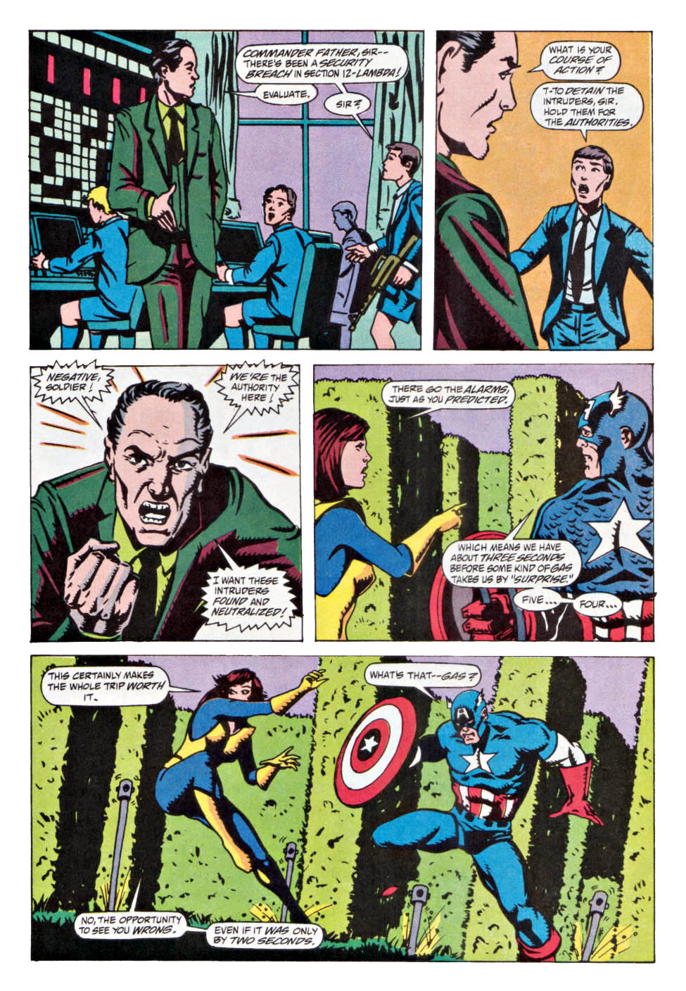 The Avengers (1963) 340 Page 9
