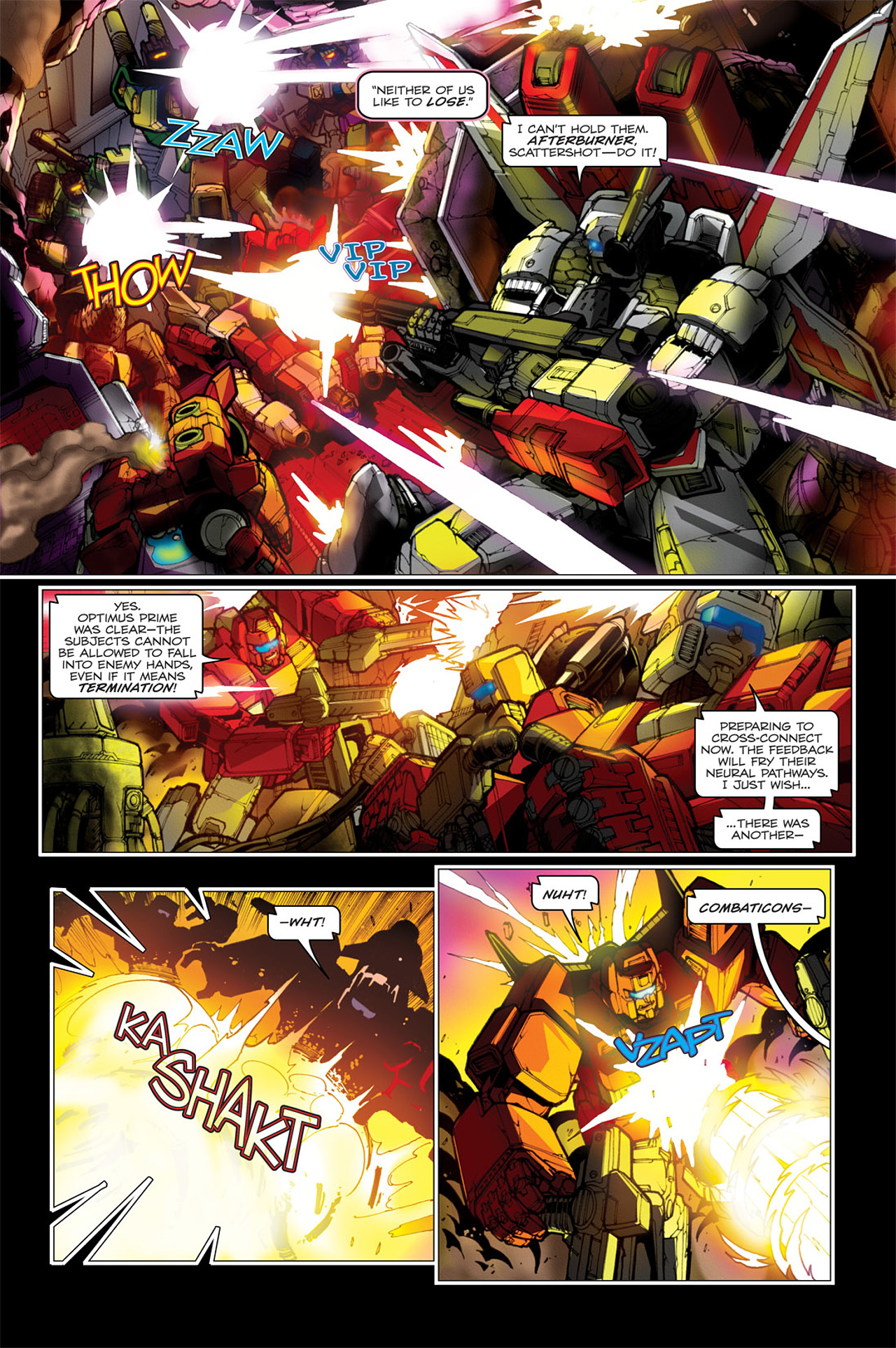 Read online Transformers: Spotlight - Arcee comic -  Issue # Full - 20