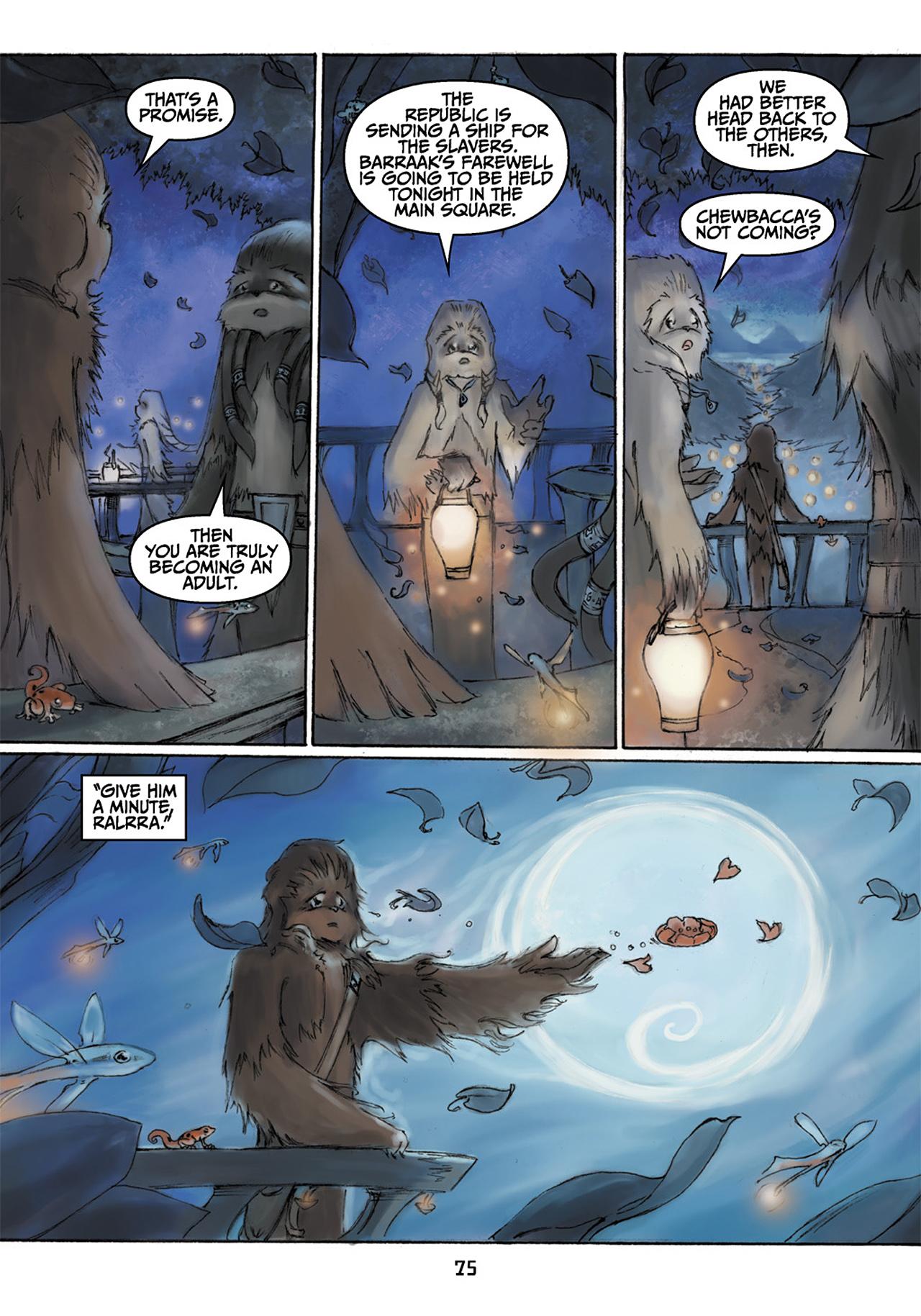Read online Star Wars Omnibus comic -  Issue # Vol. 33 - 473