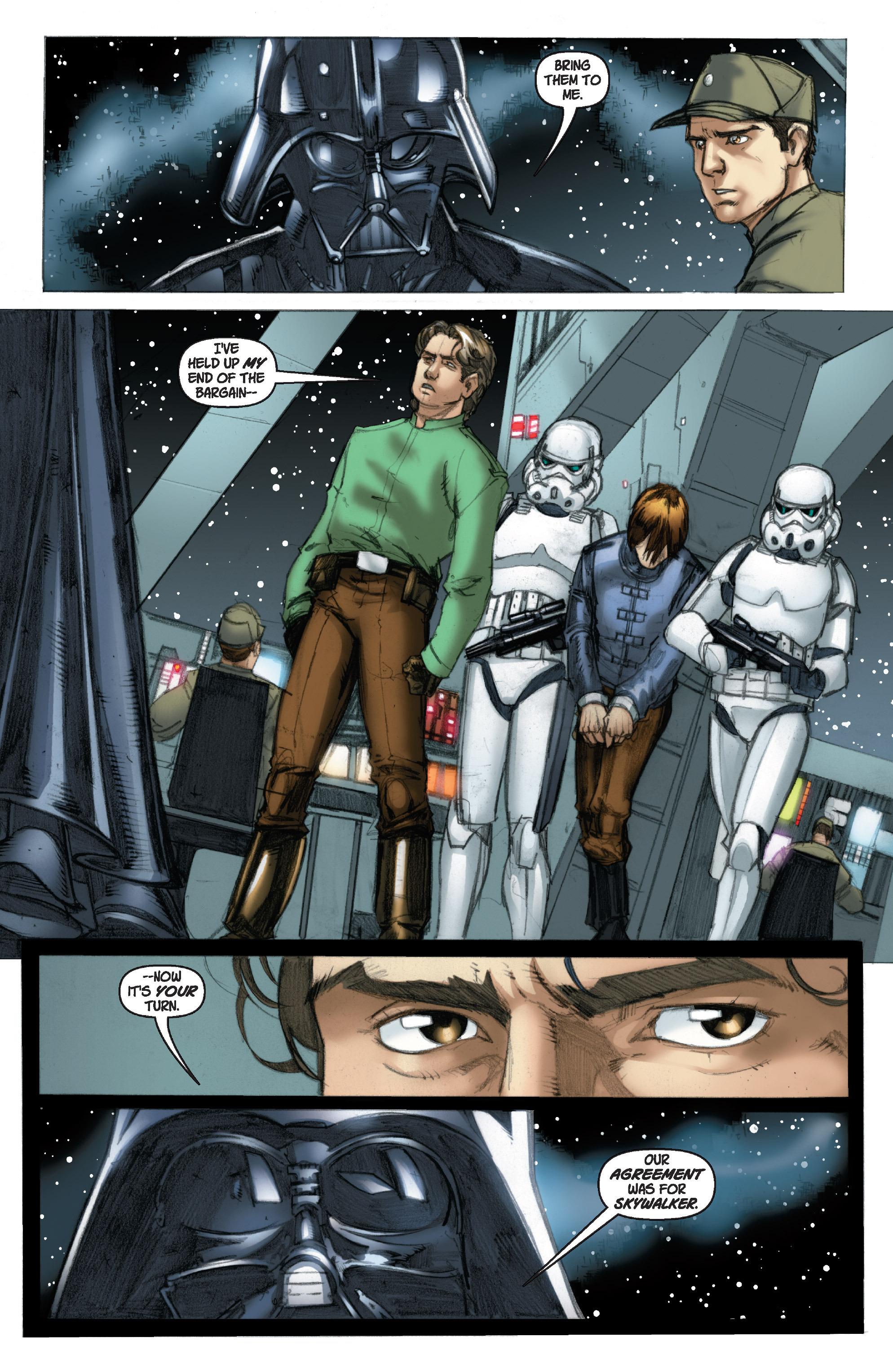 Read online Star Wars Omnibus comic -  Issue # Vol. 20 - 155