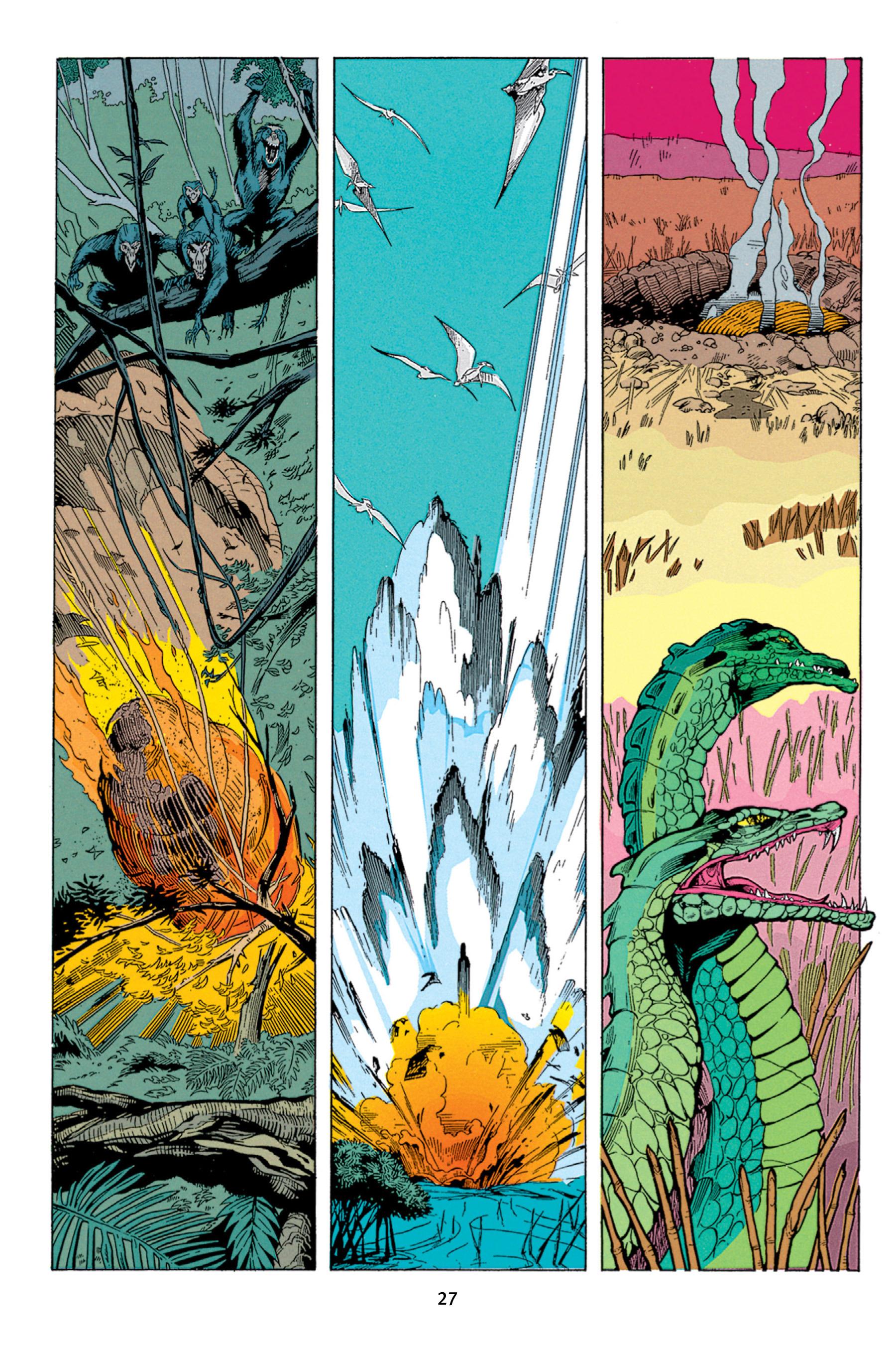 Read online Aliens vs. Predator Omnibus comic -  Issue # _TPB 1 Part 1 - 27