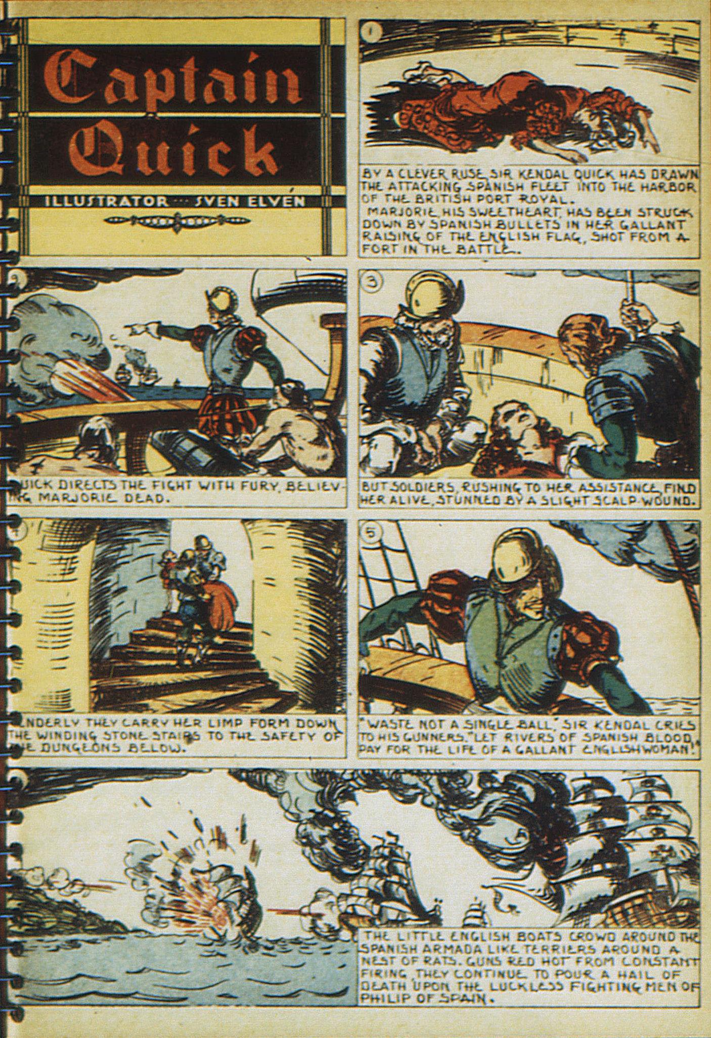 Read online Adventure Comics (1938) comic -  Issue #23 - 59