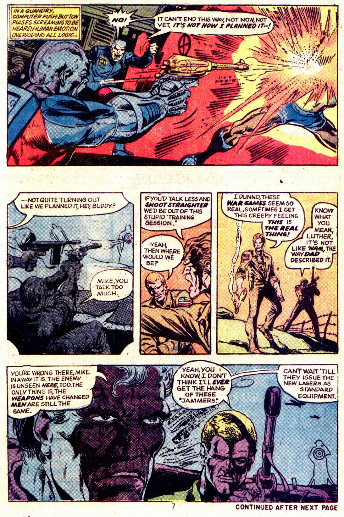 Read online Astonishing Tales (1970) comic -  Issue #27 - 6