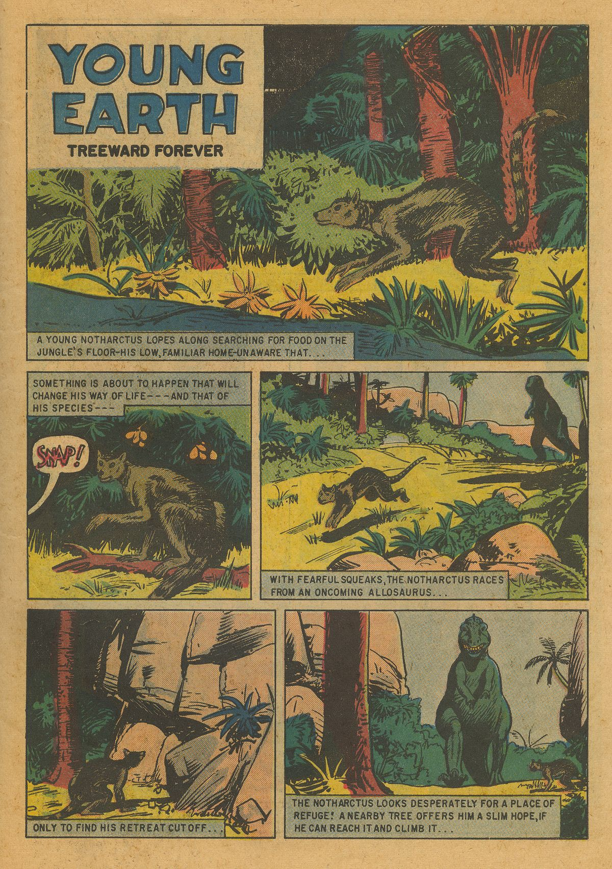 Read online Turok, Son of Stone comic -  Issue #10 - 31