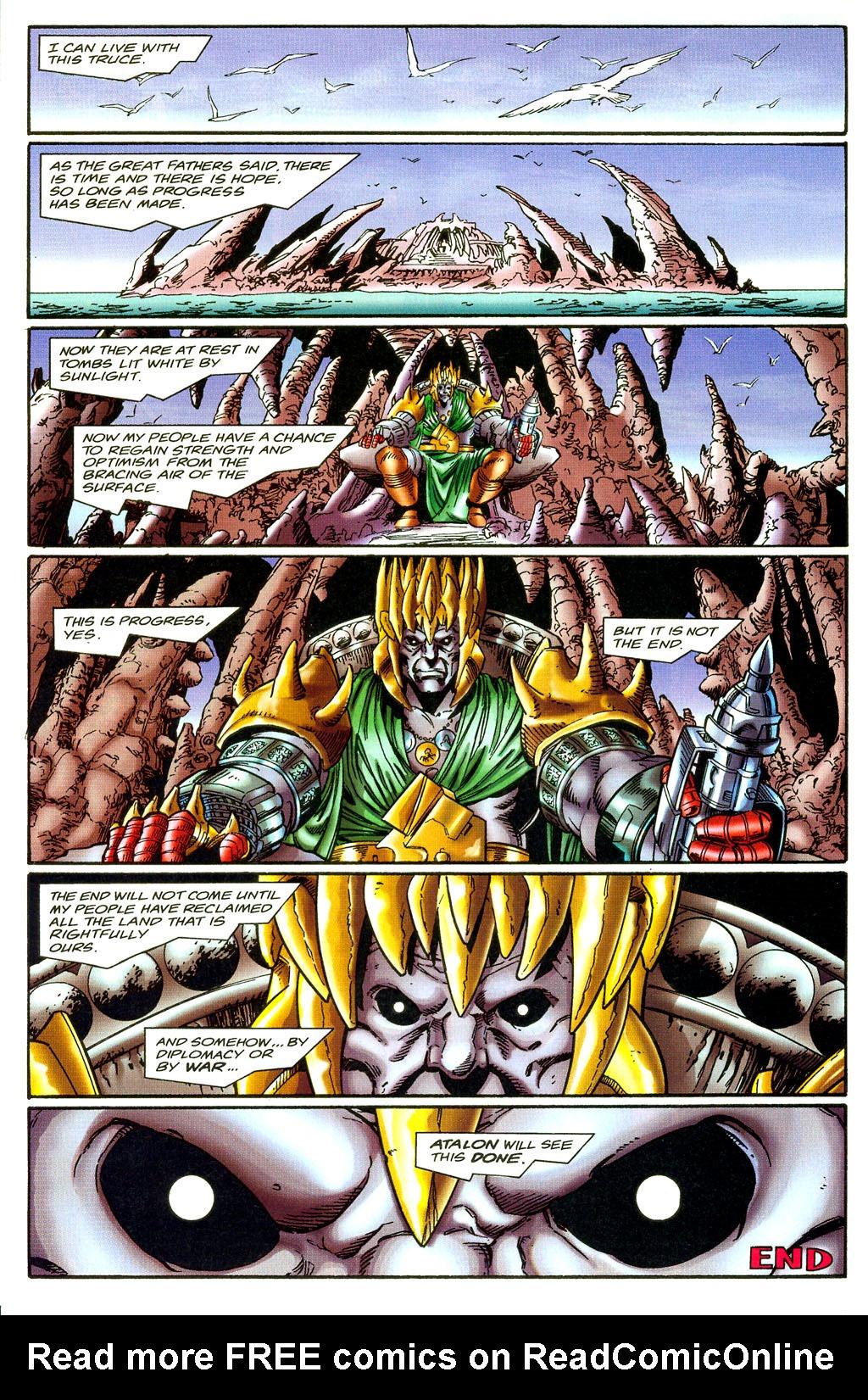 Read online UltraForce (1994) comic -  Issue #6 - 24