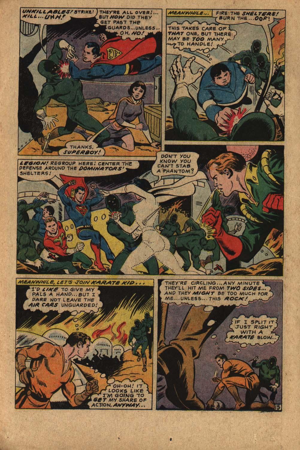 Read online Adventure Comics (1938) comic -  Issue #361 - 23