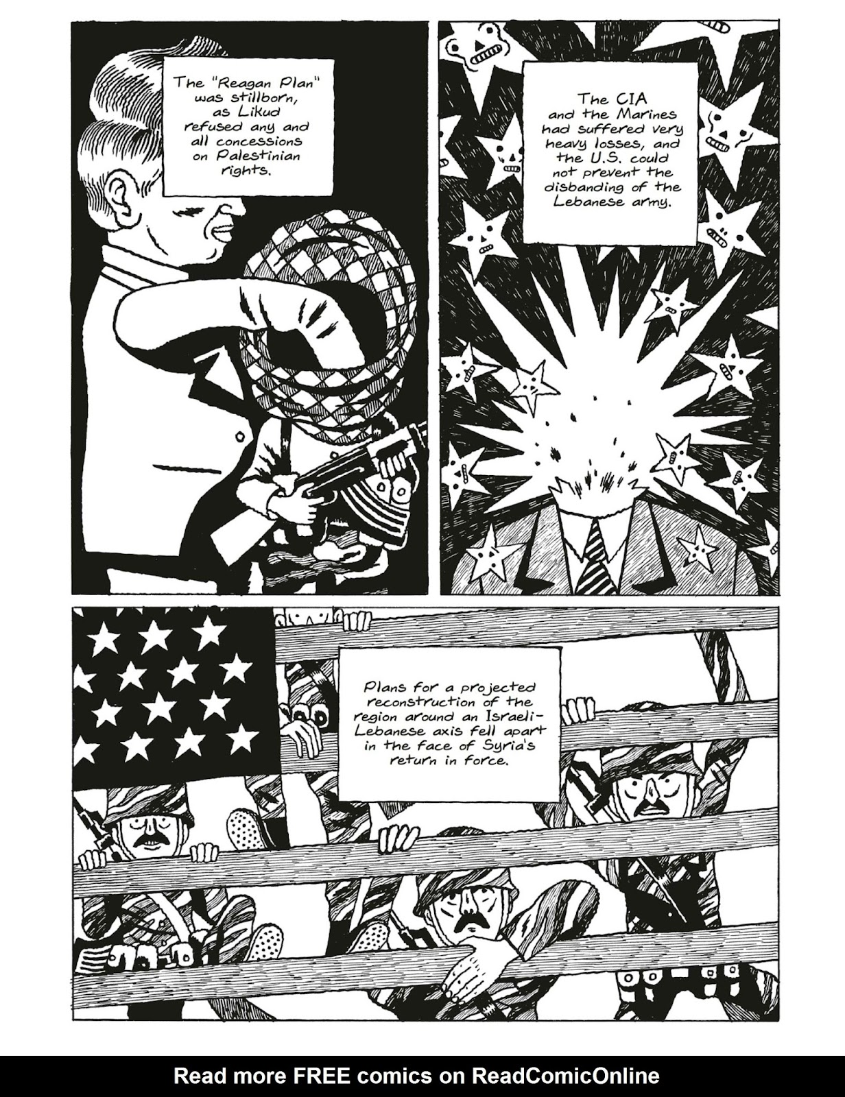 Best of Enemies: A History of US and Middle East Relations issue TPB_2 - Page 104