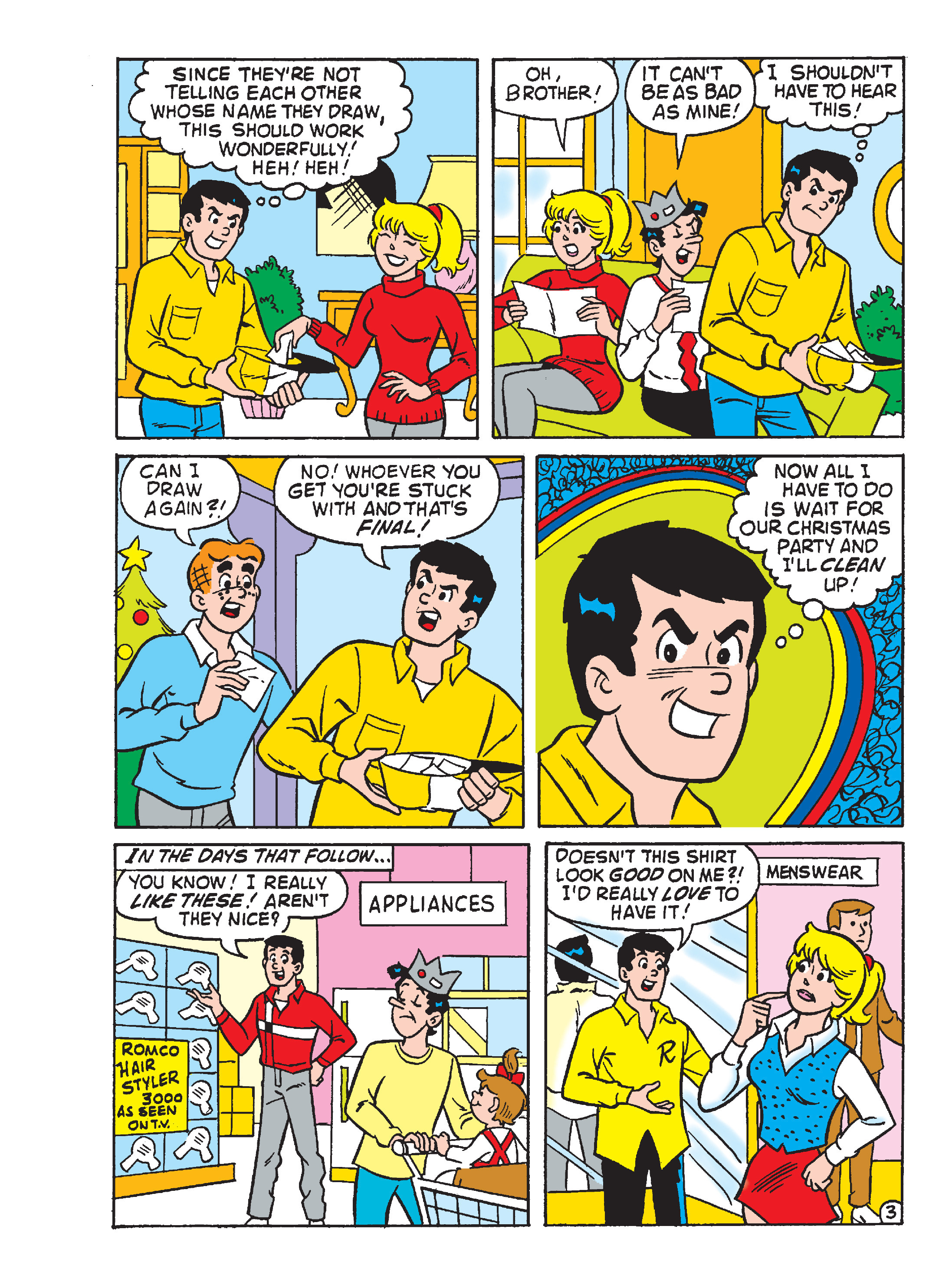 Read online Archie's Funhouse Double Digest comic -  Issue #23 - 26