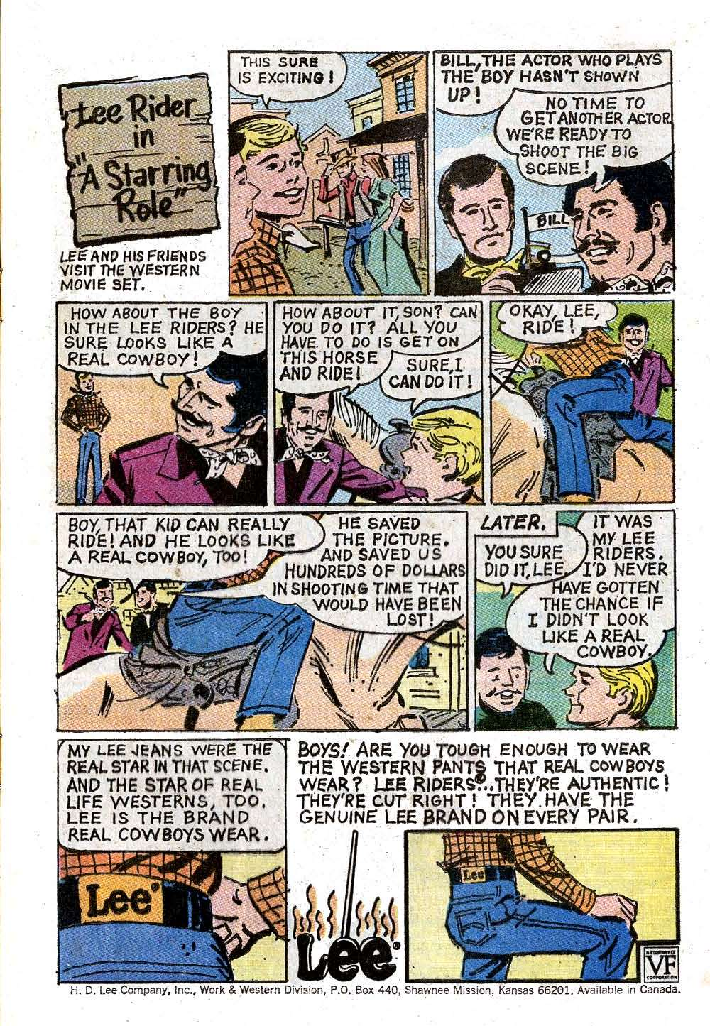 Read online Archie (1960) comic -  Issue #209 - 9