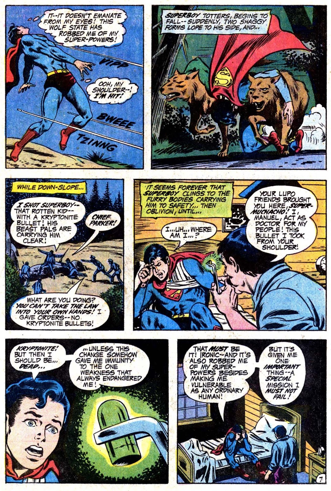 Superboy (1949) issue 180 - Page 7