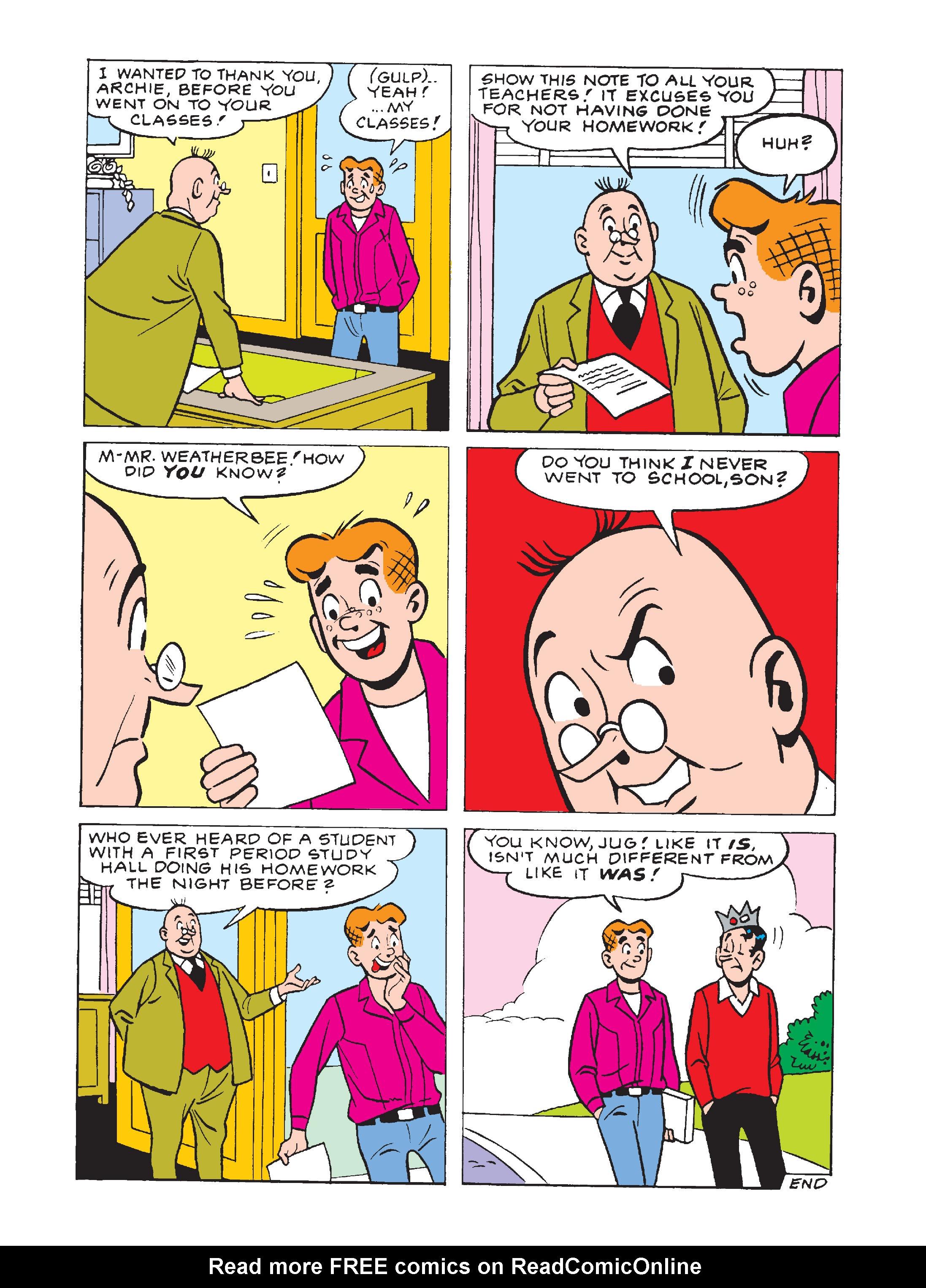 Read online Archie 1000 Page Comics Bonanza comic -  Issue #1 (Part 1) - 30