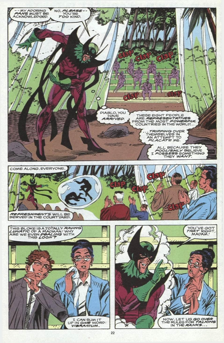 Read online Alpha Flight (1983) comic -  Issue #102 - 17