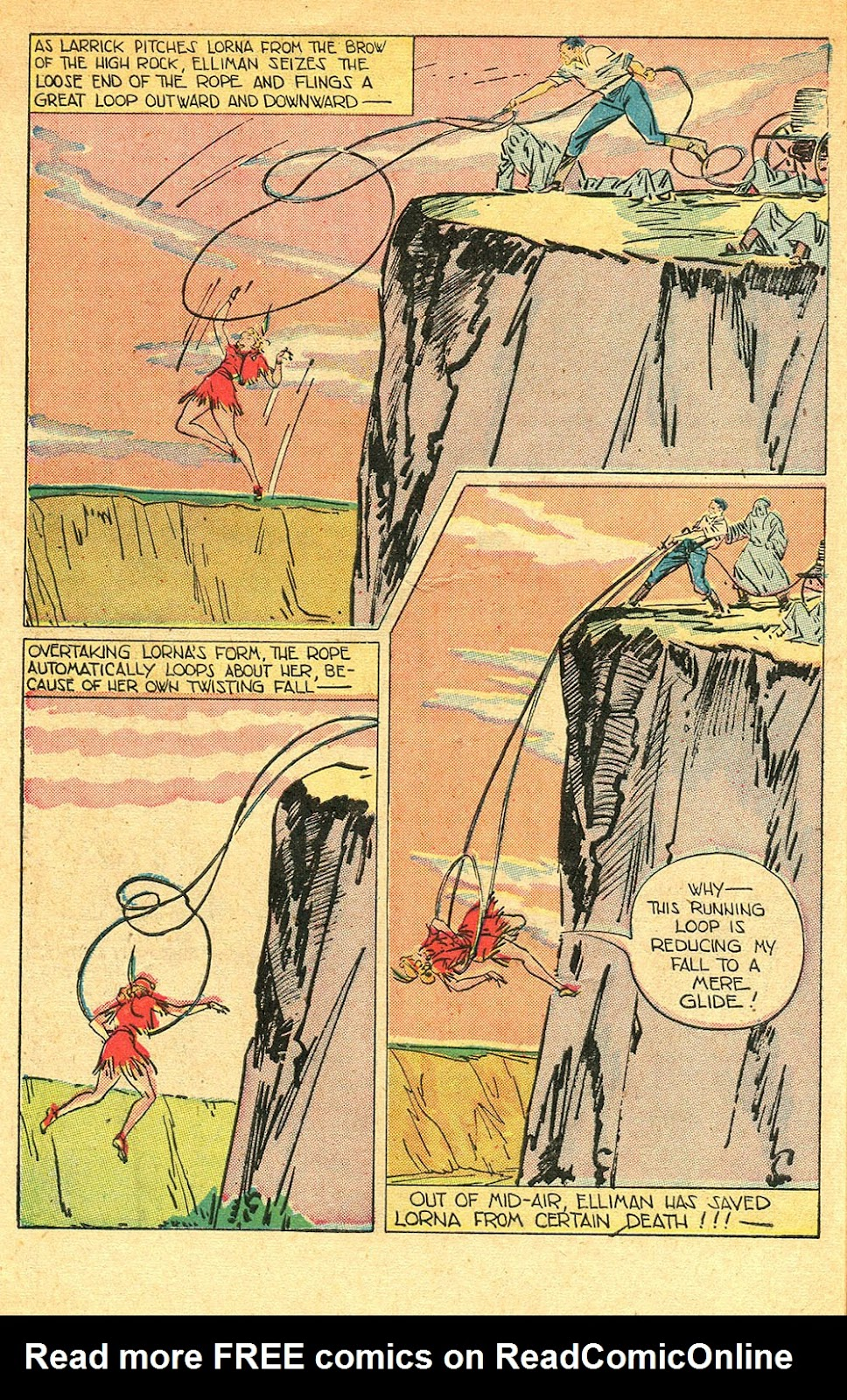 Read online Super-Magician Comics comic -  Issue #56 - 46
