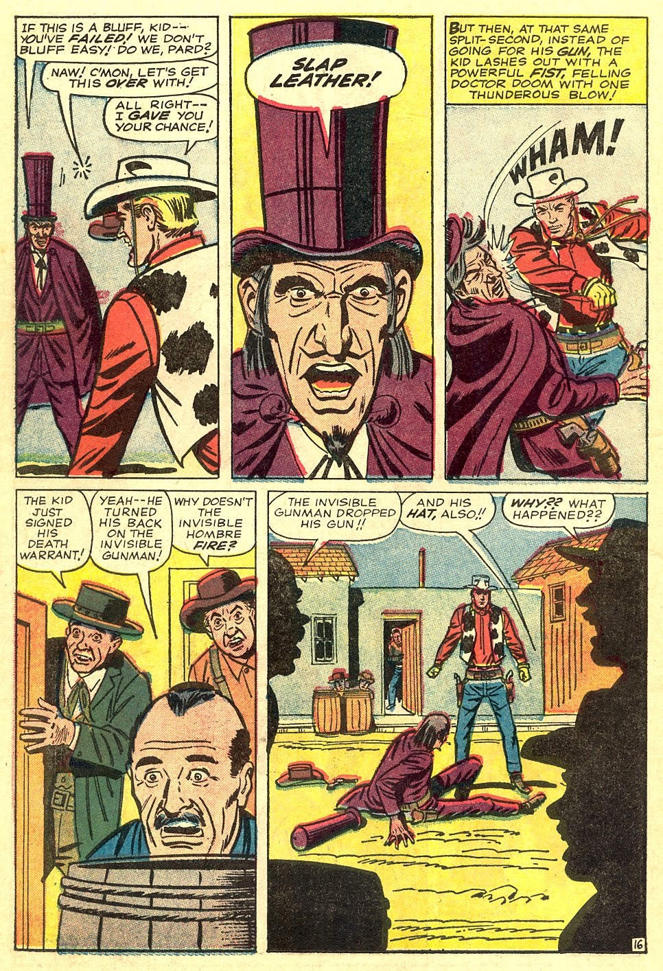 Kid Colt Outlaw issue 116 - Page 22