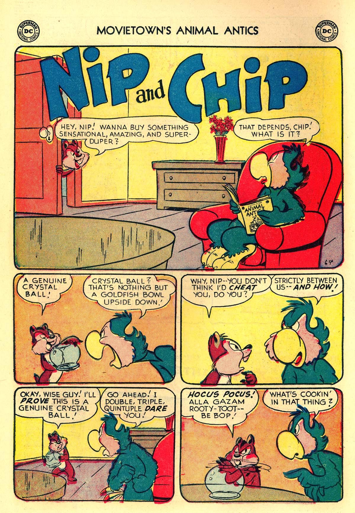Read online Animal Antics comic -  Issue #47 - 18