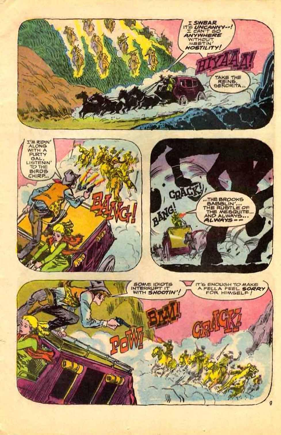Bat Lash (1968) issue 4 - Page 13