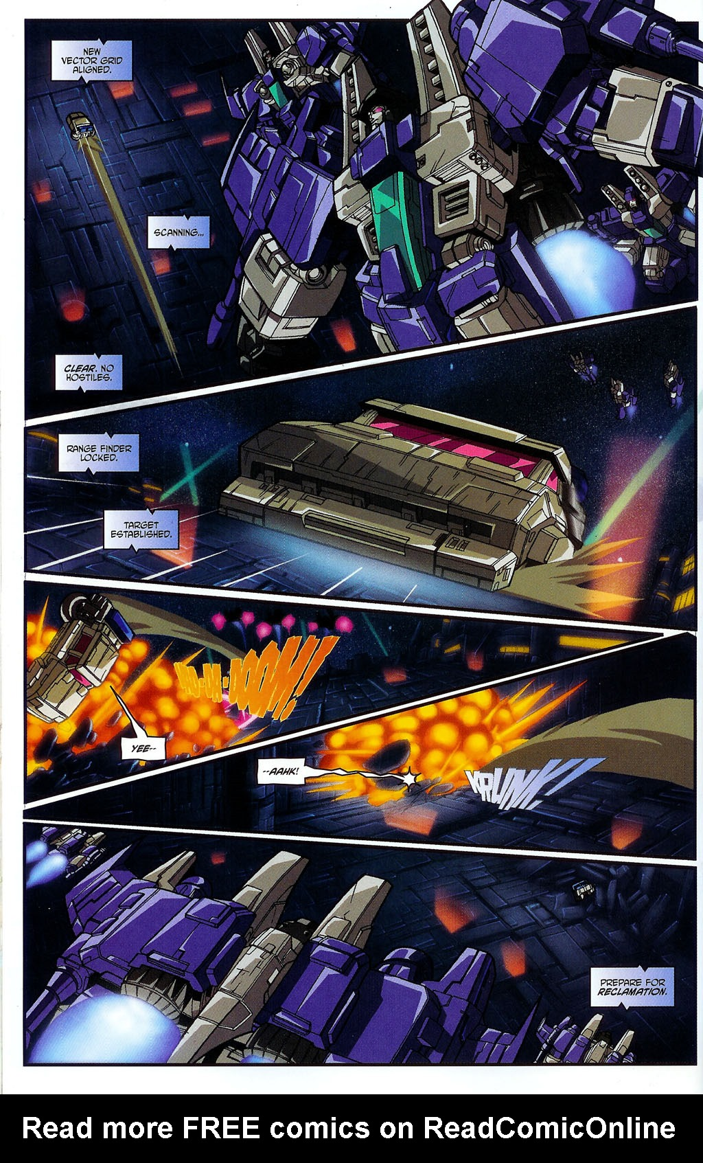 """Read online Transformers War Within: """"The Age of Wrath"""" comic -  Issue #2 - 16"""