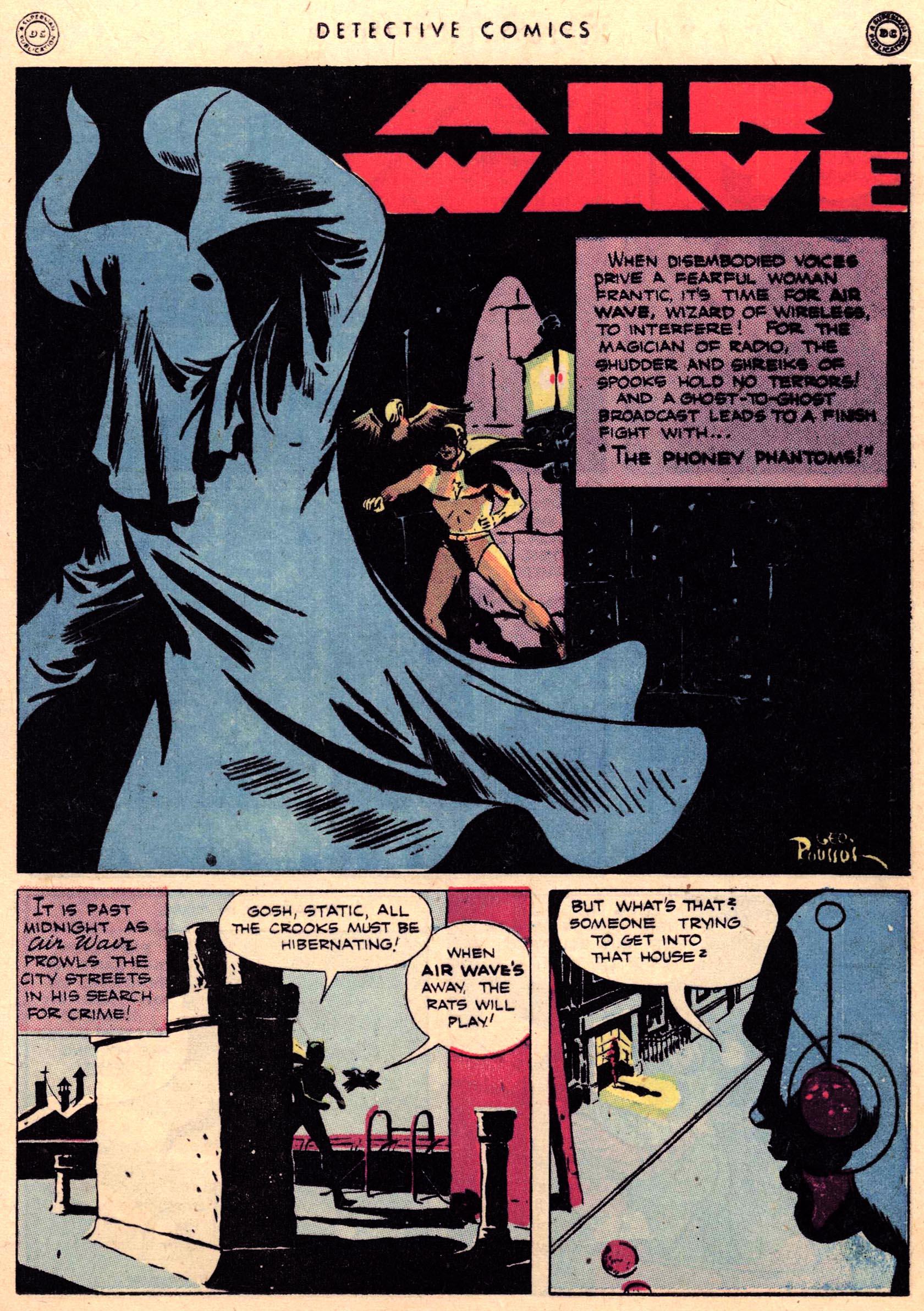Read online Detective Comics (1937) comic -  Issue #95 - 31