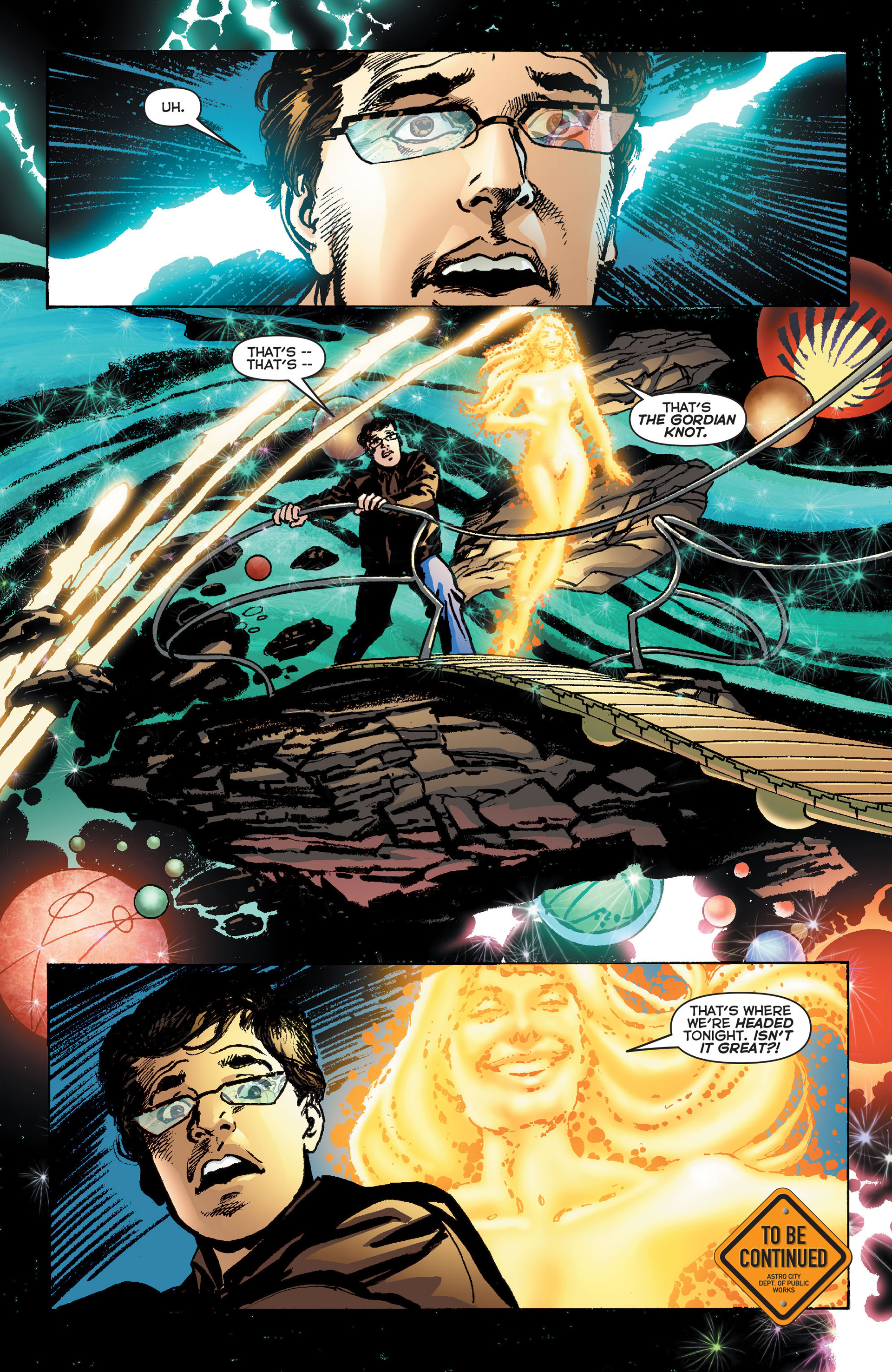 Read online Astro City: Astra Special comic -  Issue #1 - 25