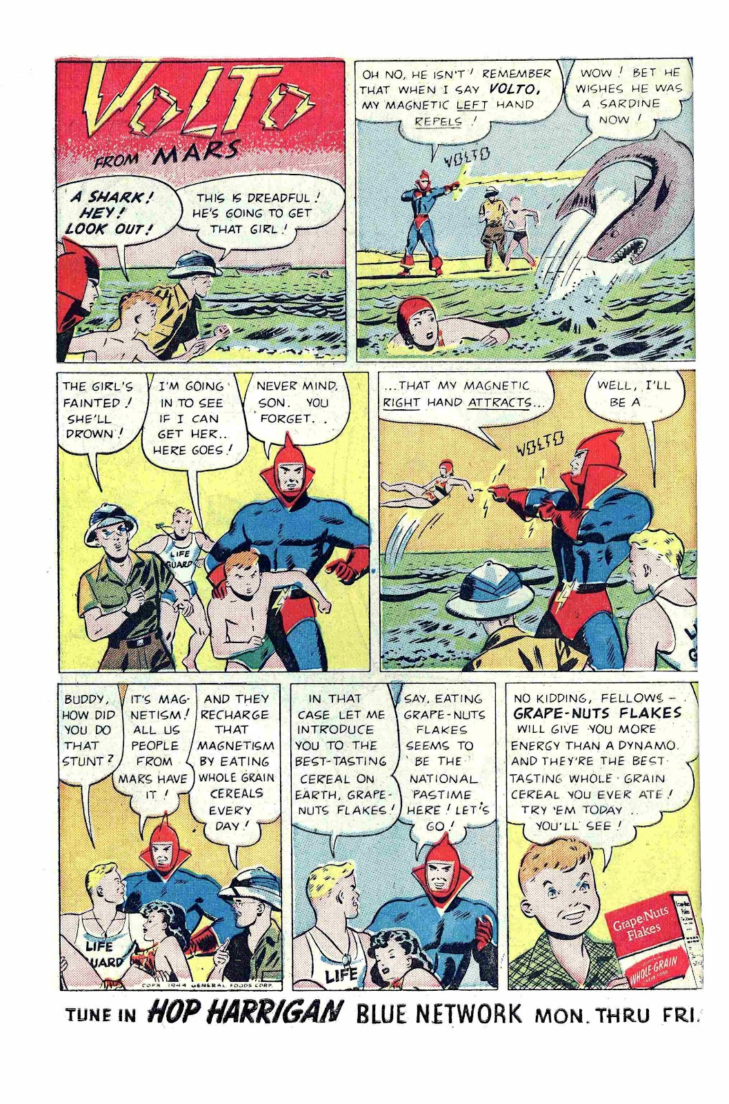 Read online America's Best Comics comic -  Issue #13 - 50