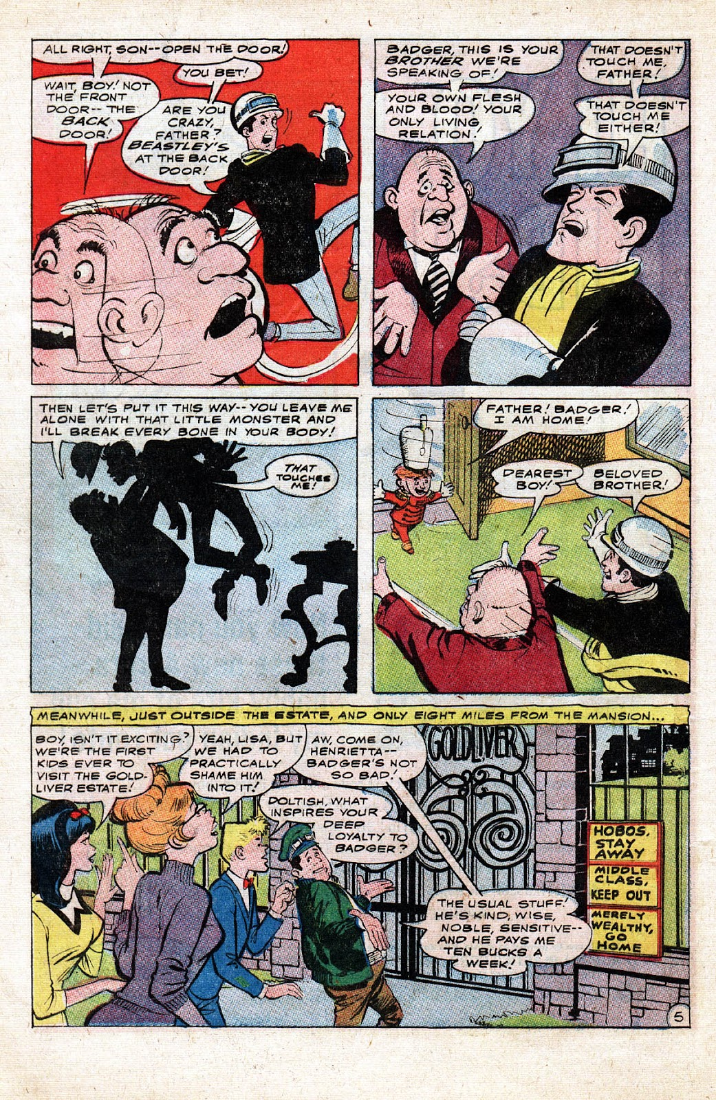 The Adventures of Bob Hope issue 106 - Page 8