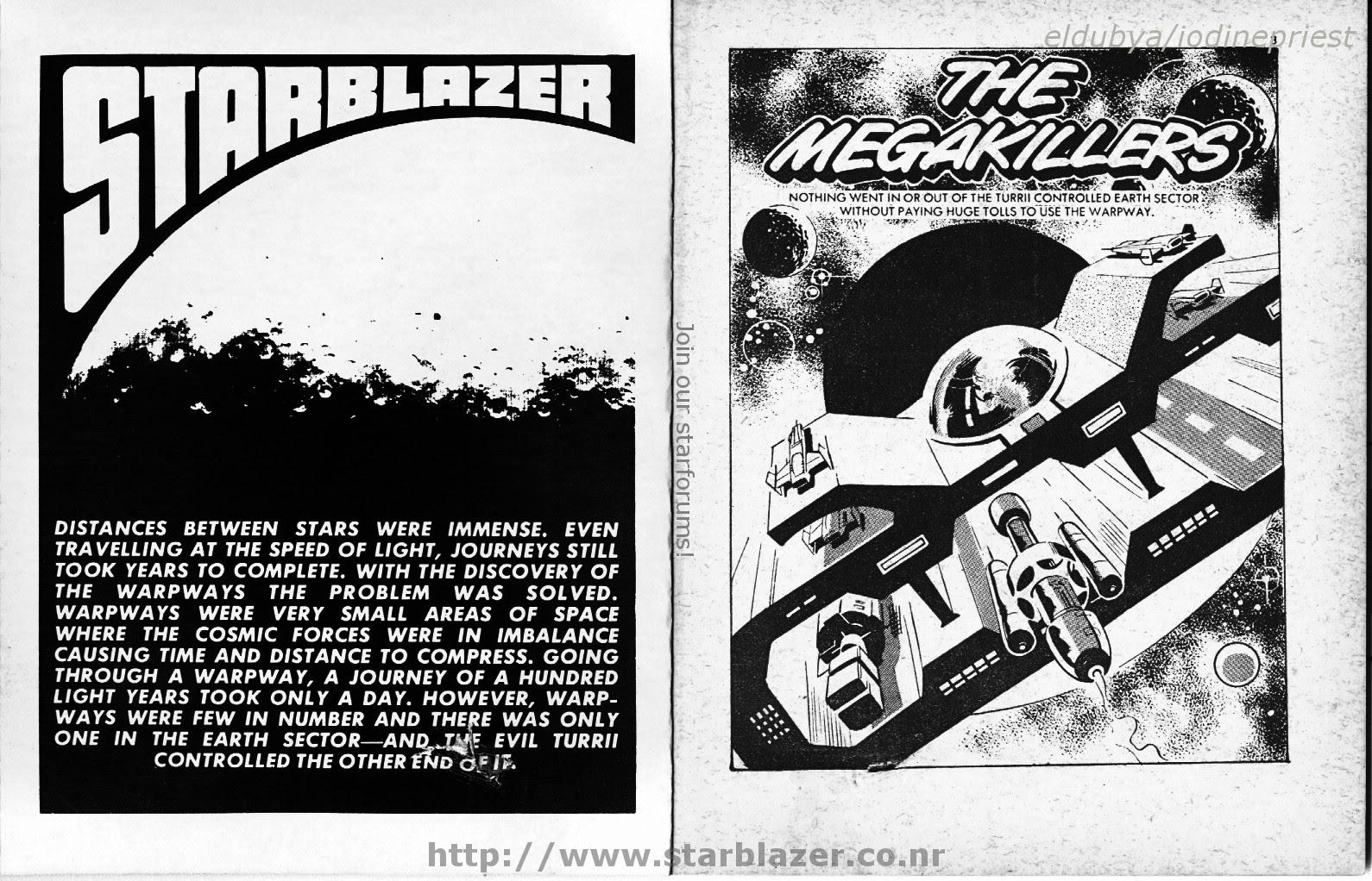 Starblazer issue 60 - Page 3