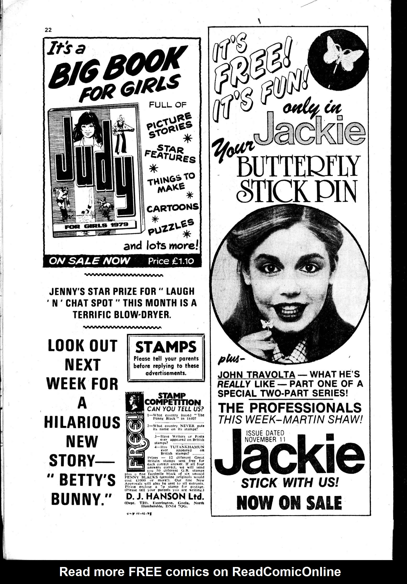 Read online Judy comic -  Issue #983 - 22