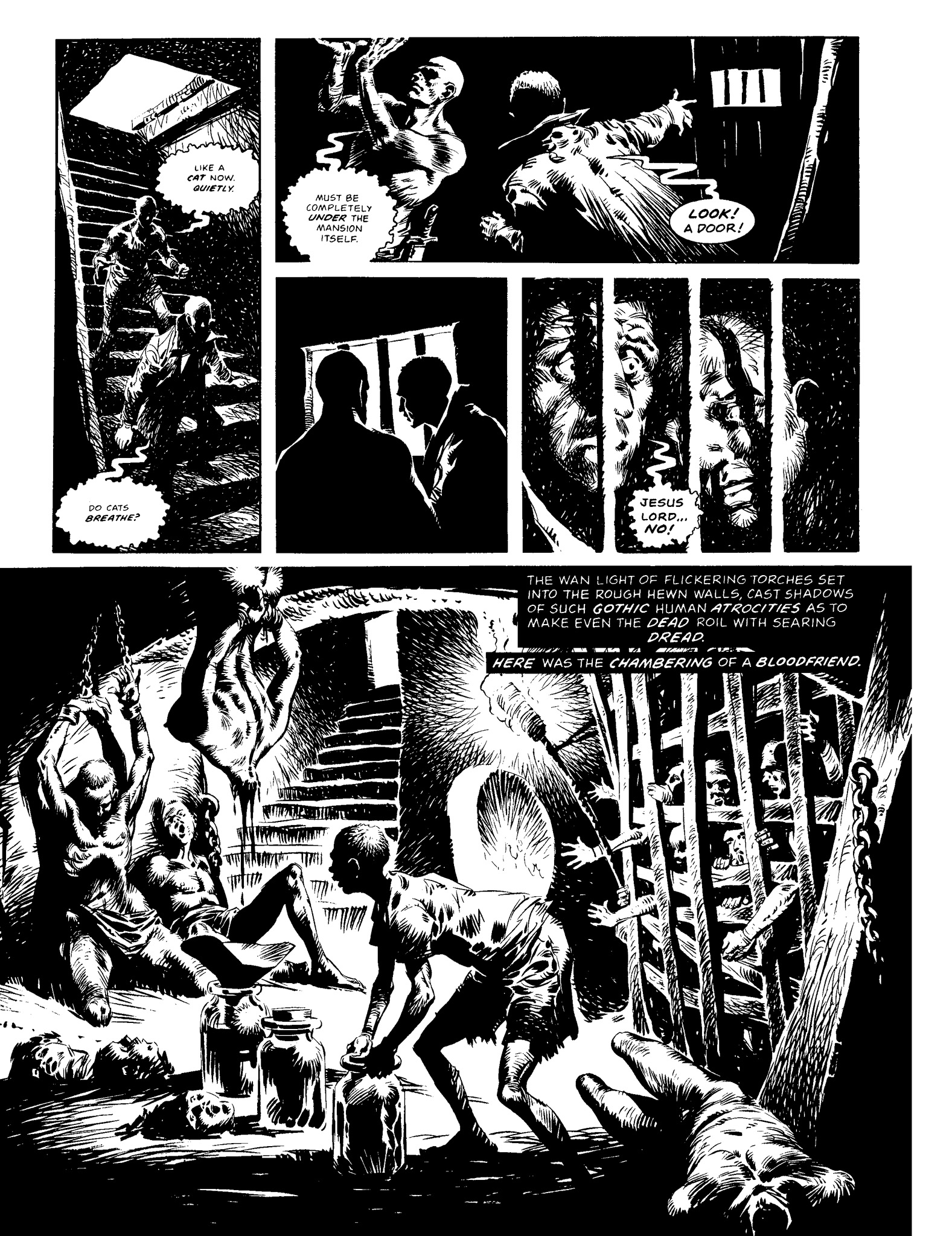 Read online Eerie Archives comic -  Issue # TPB 13 - 253